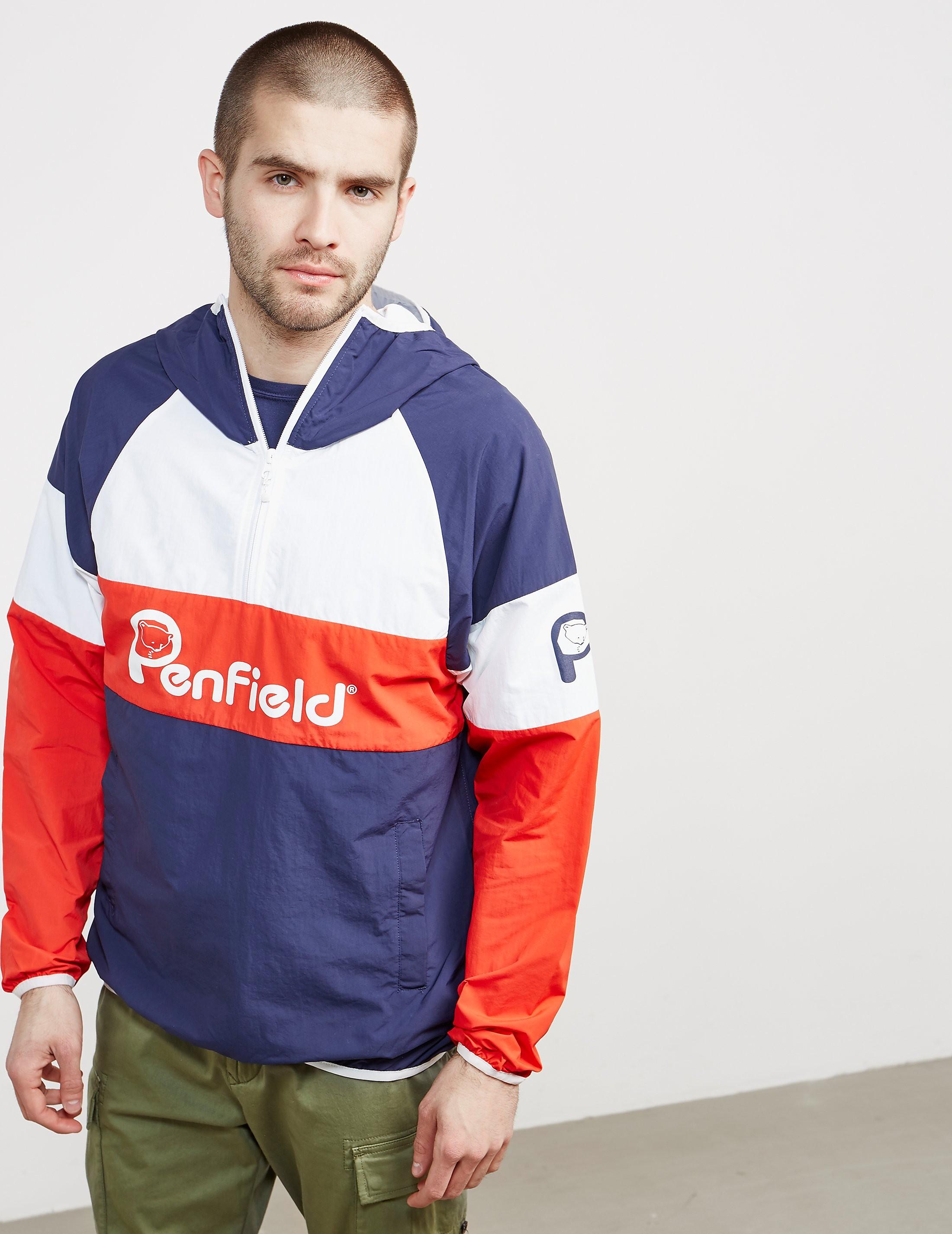 Penfield Bear Pack Block Overhead Lightweight Jacket