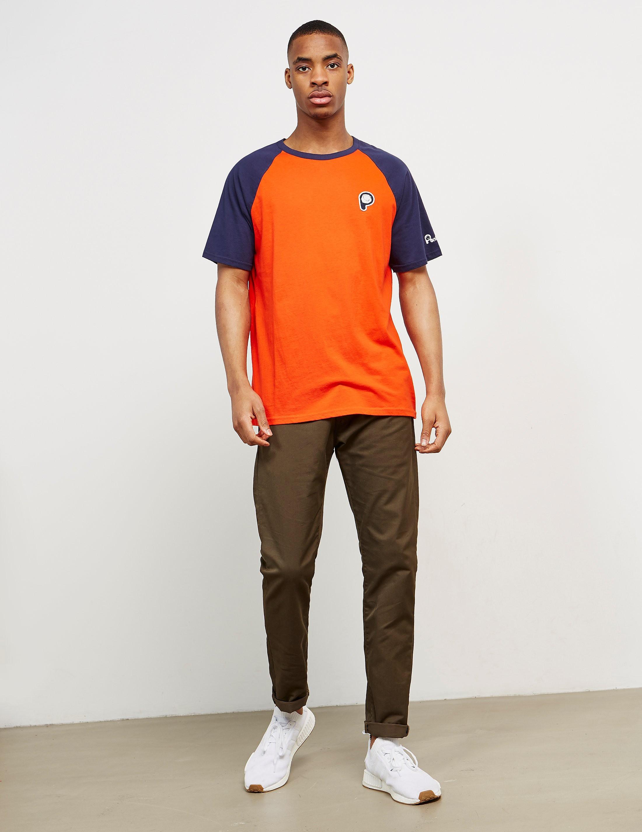Penfield Bear Pack Raglan Short Sleeve T-Shirt