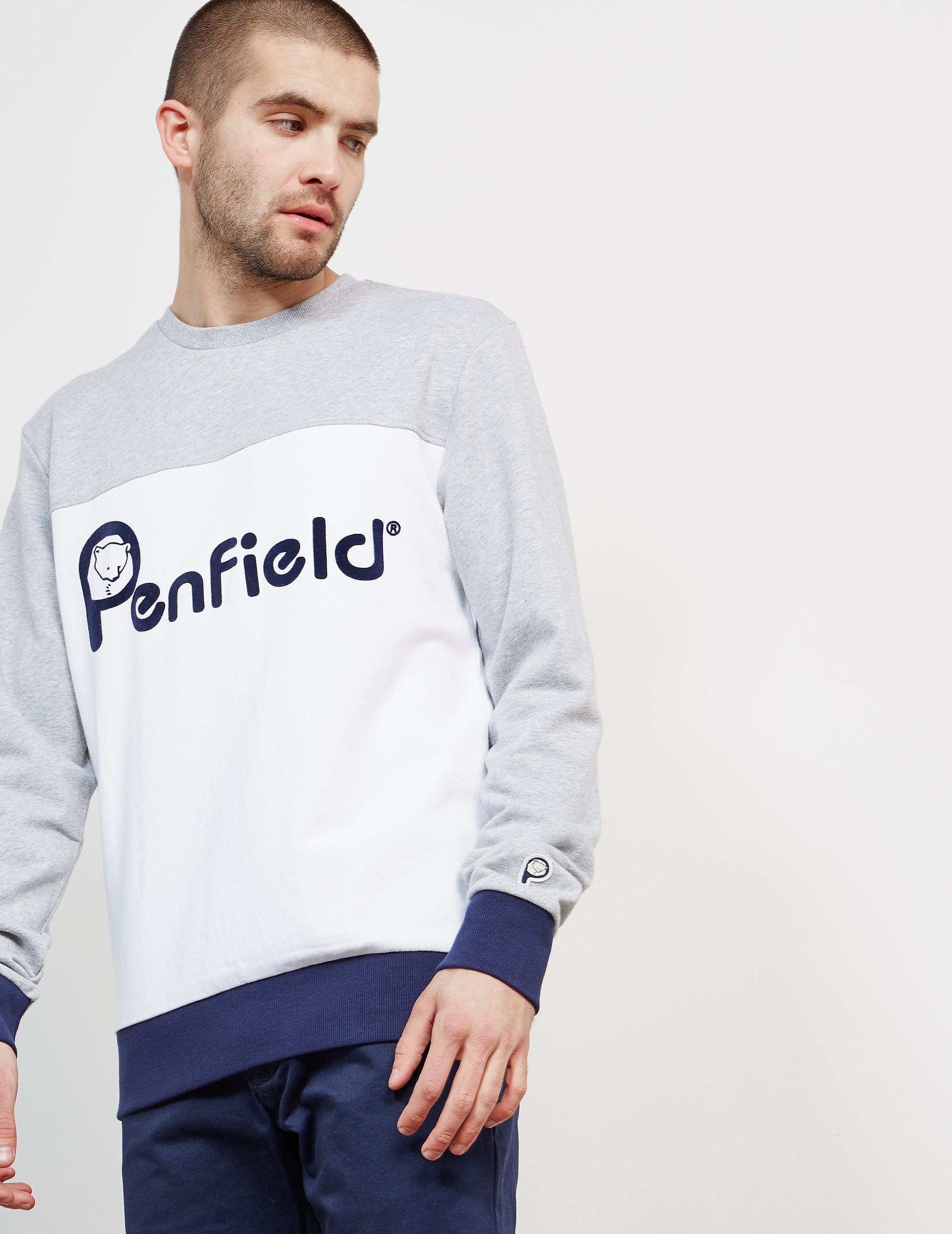 Penfield Bear Pack Logo Sweatshirt