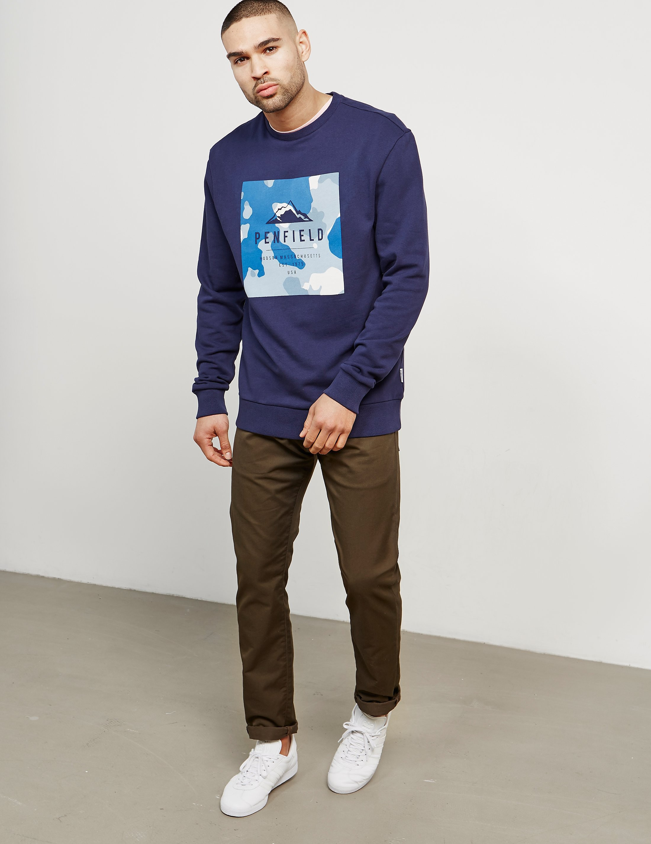 Penfield Cullen Square Sweatshirt