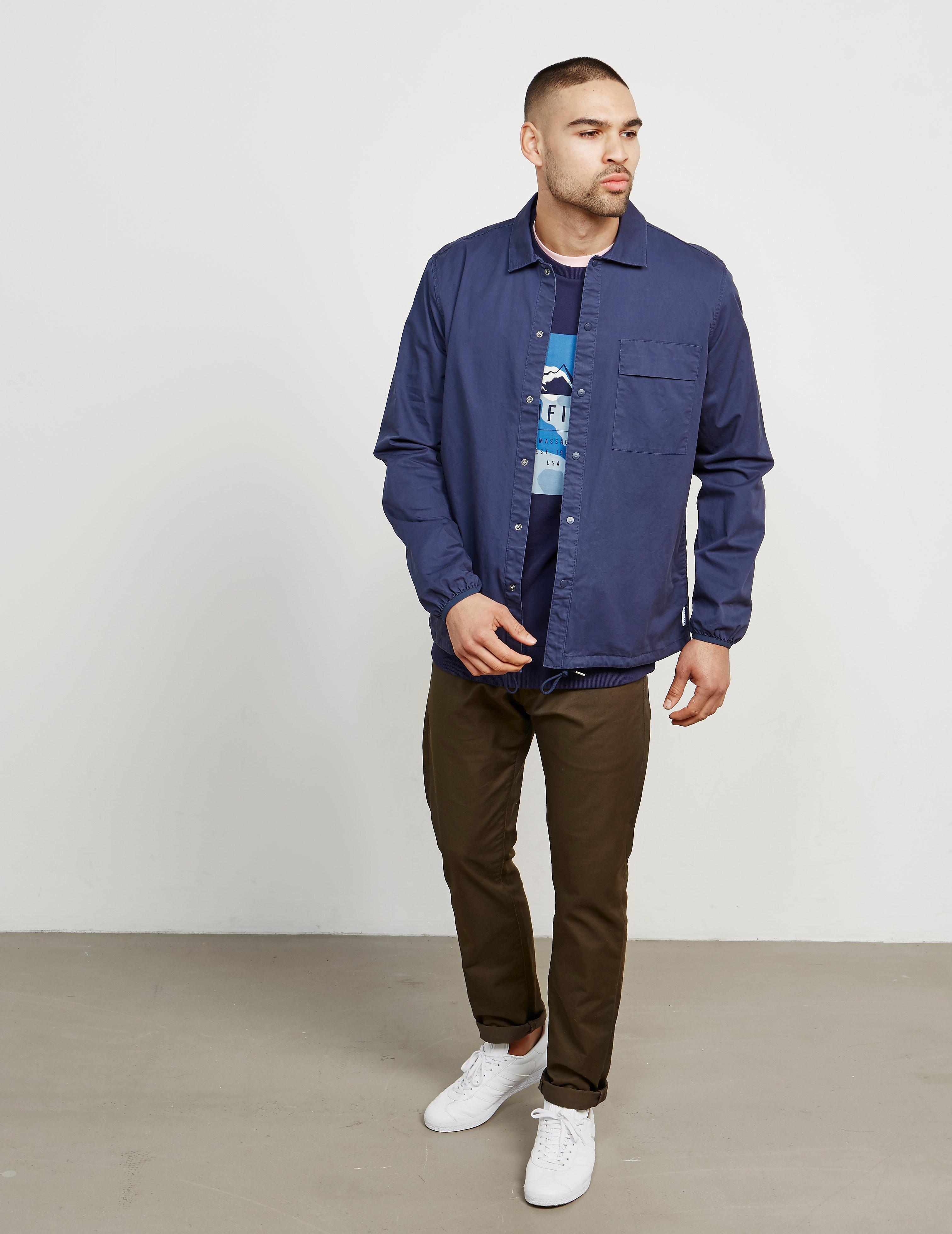 Penfield Blackstone Long Sleeve Overshirt