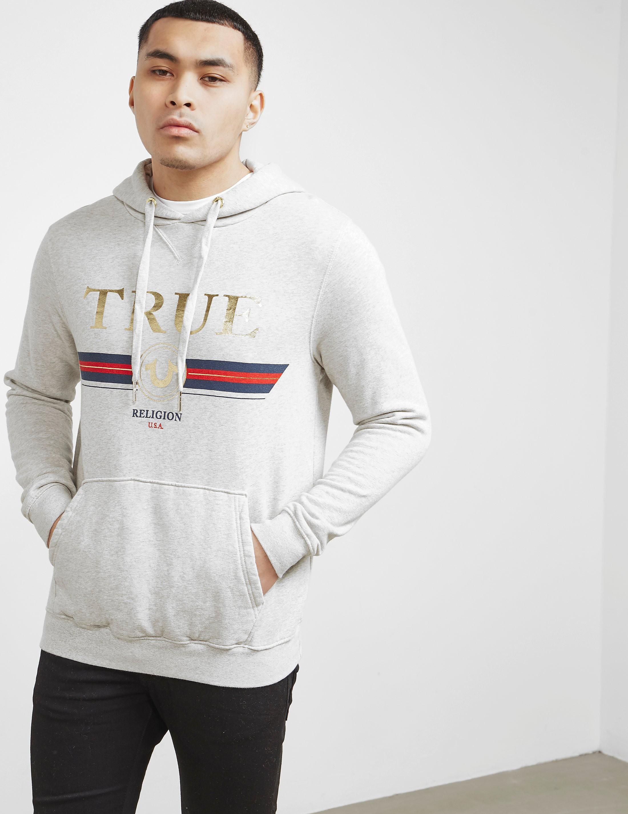 True Religion True Stripe Hoodie