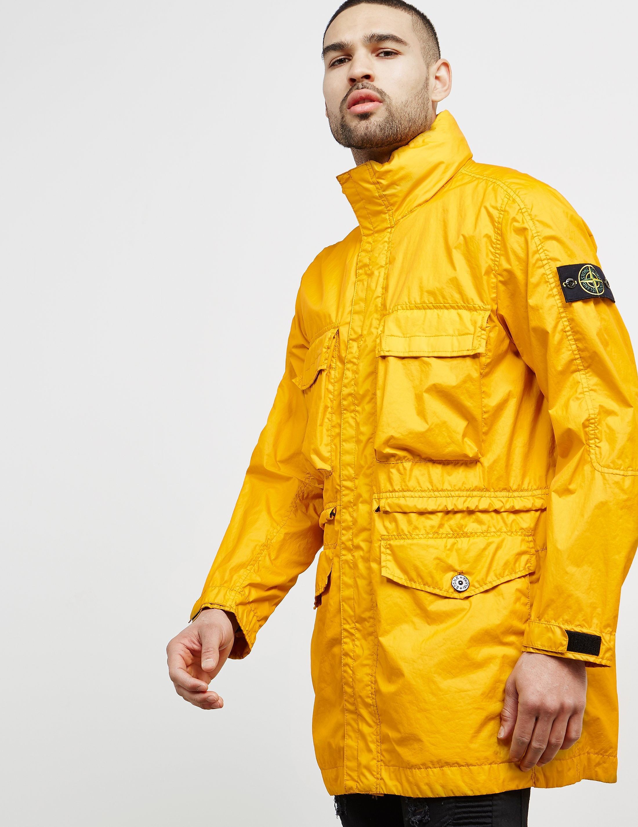 Stone Island Membrana 3L Padded Jacket - Online Exclusive