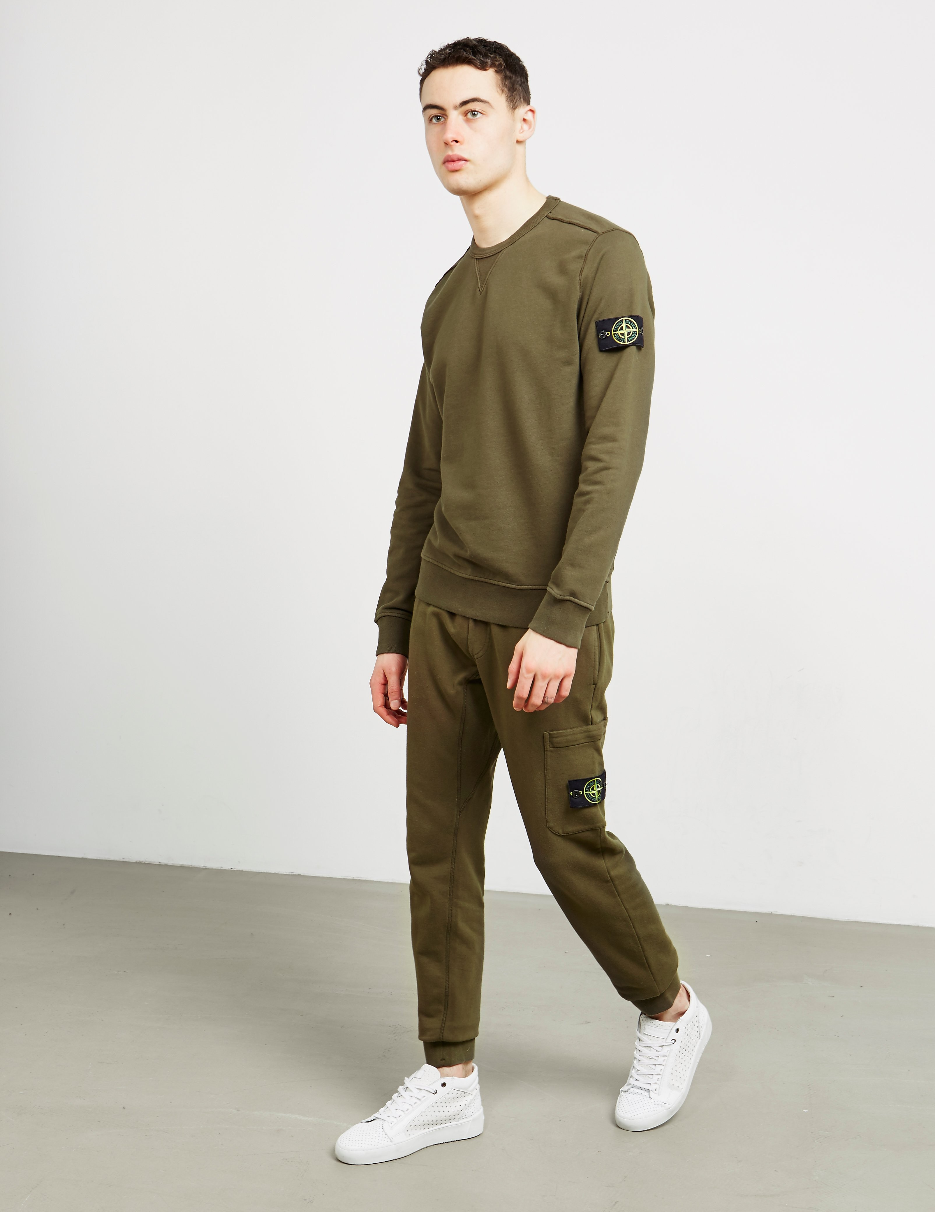 Stone Island Fleece Track Pants