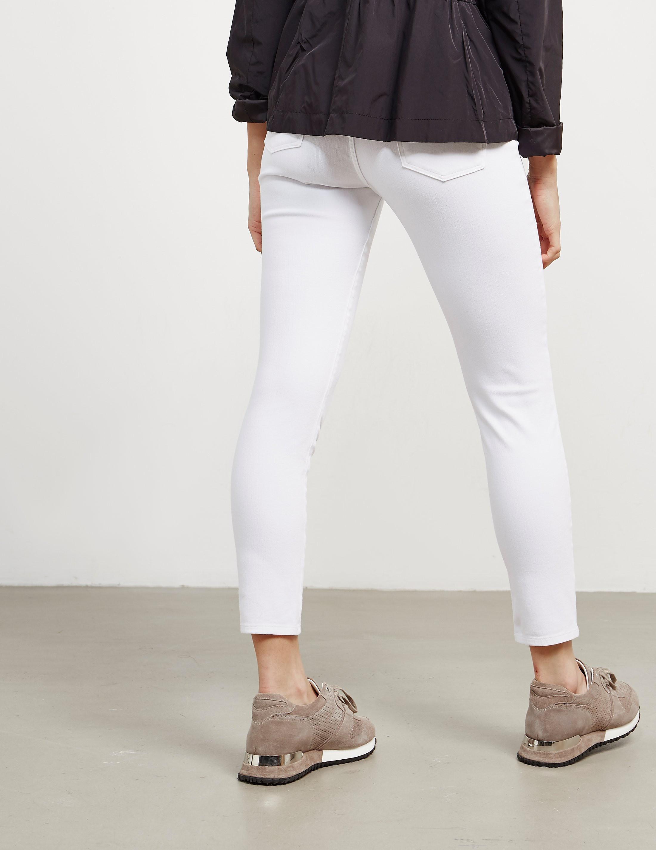 Jacob Cohen Kim Cropped Skinny Jeans