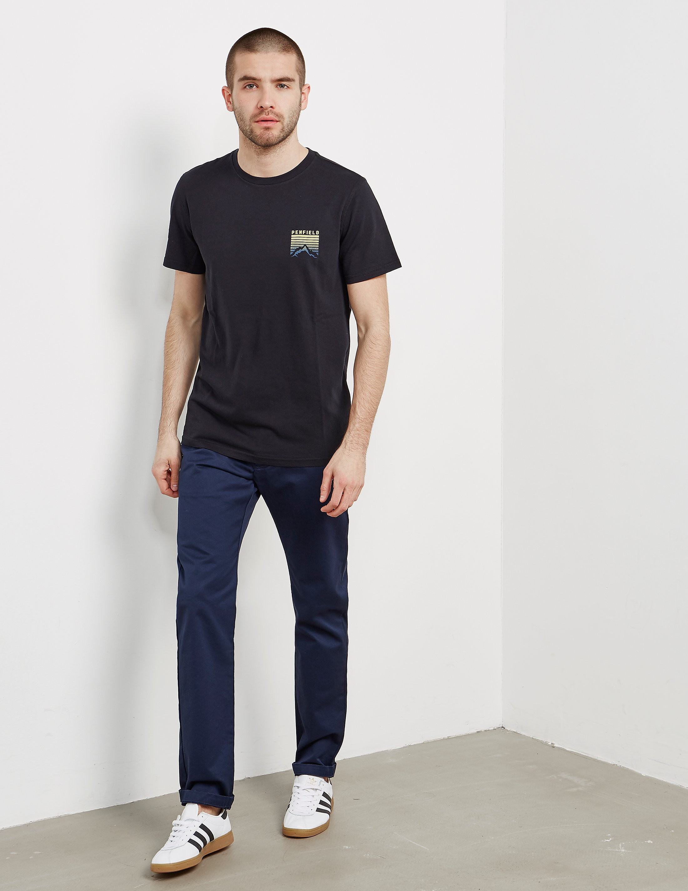 Penfield Caputo Back Print Short Sleeve T-Shirt