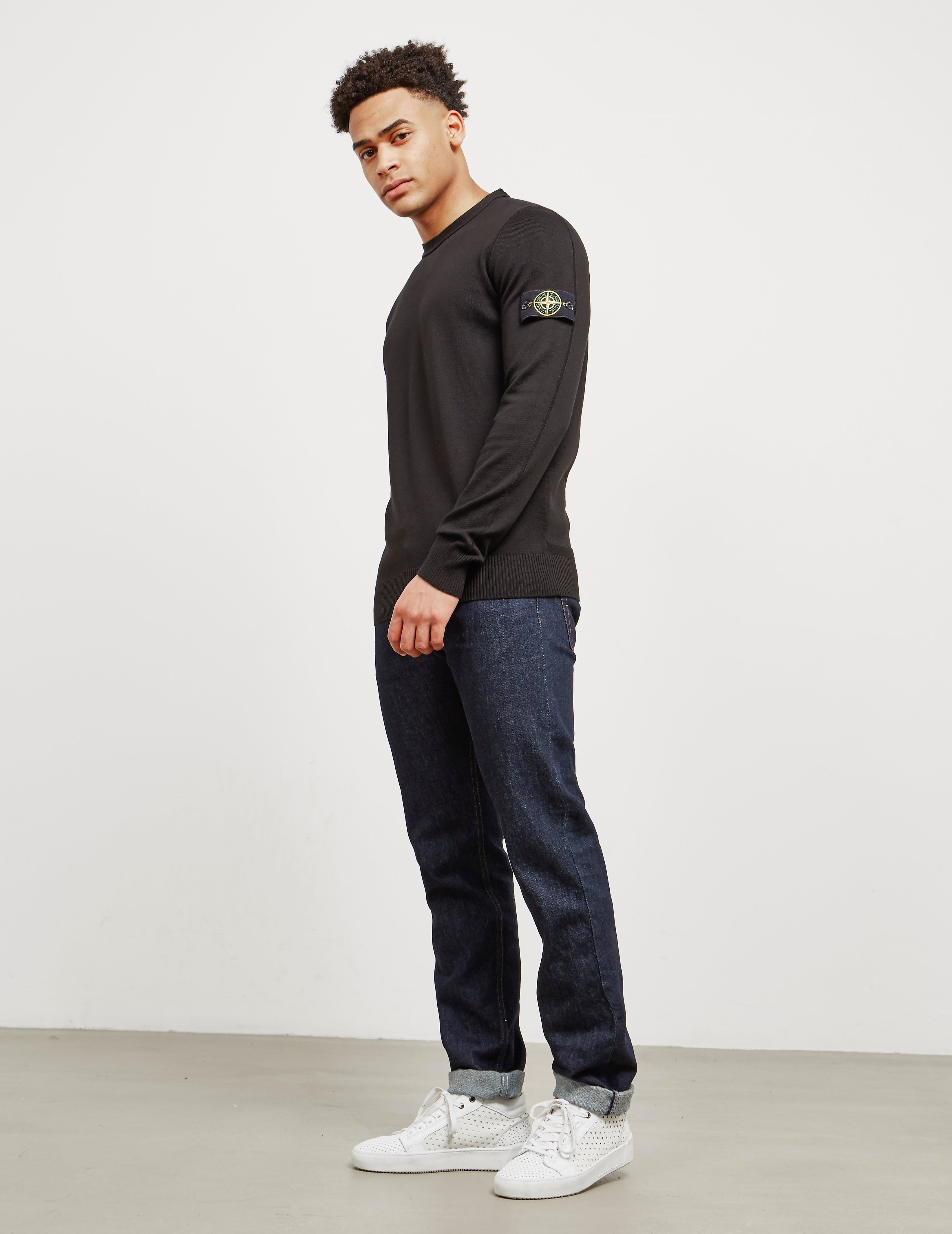 Stone Island Fine Knitted Jumper