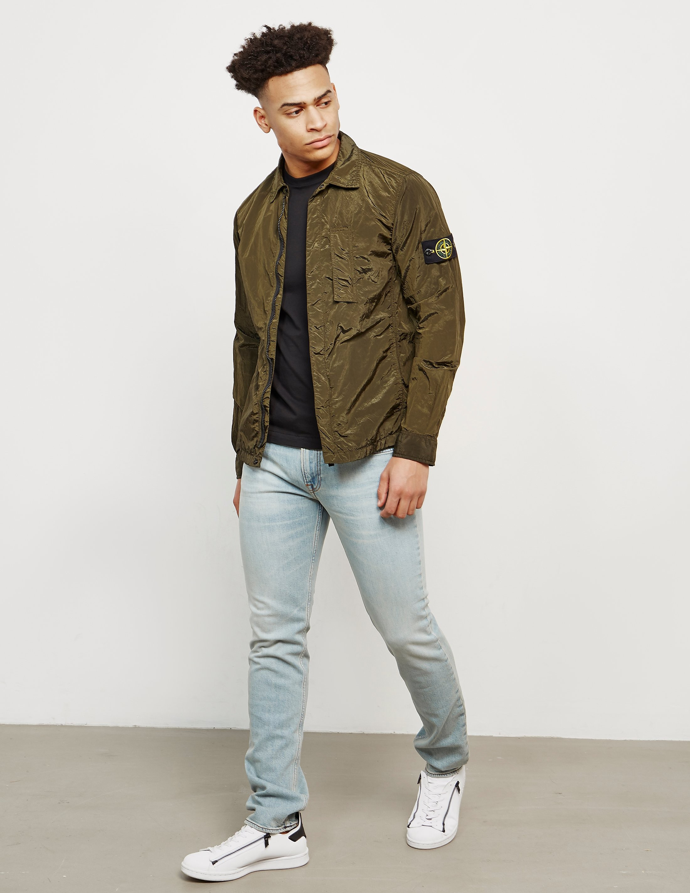 Stone Island Stretch Slim Jeans
