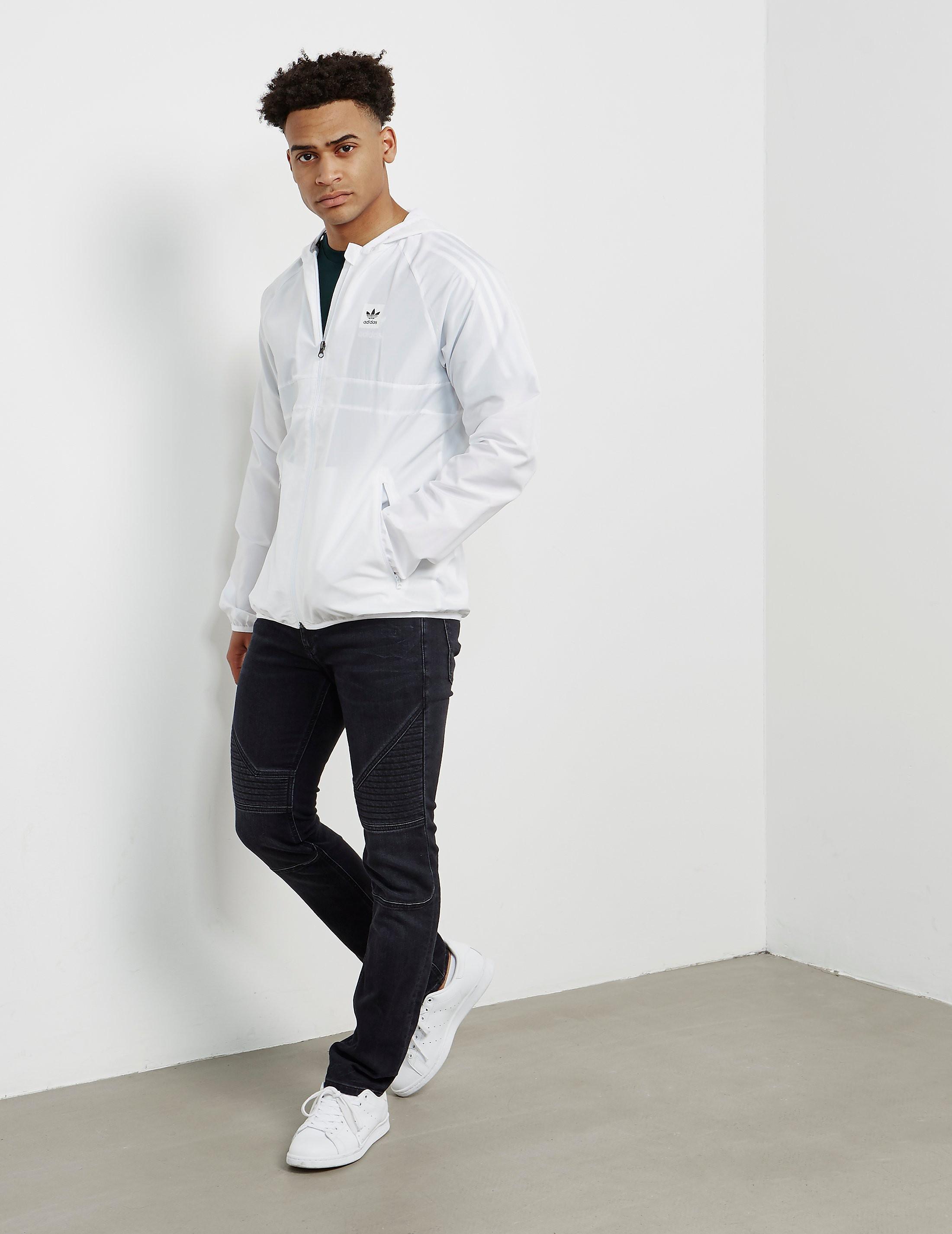 adidas Originals Skateboarding Lightweight Windbreaker Jacket