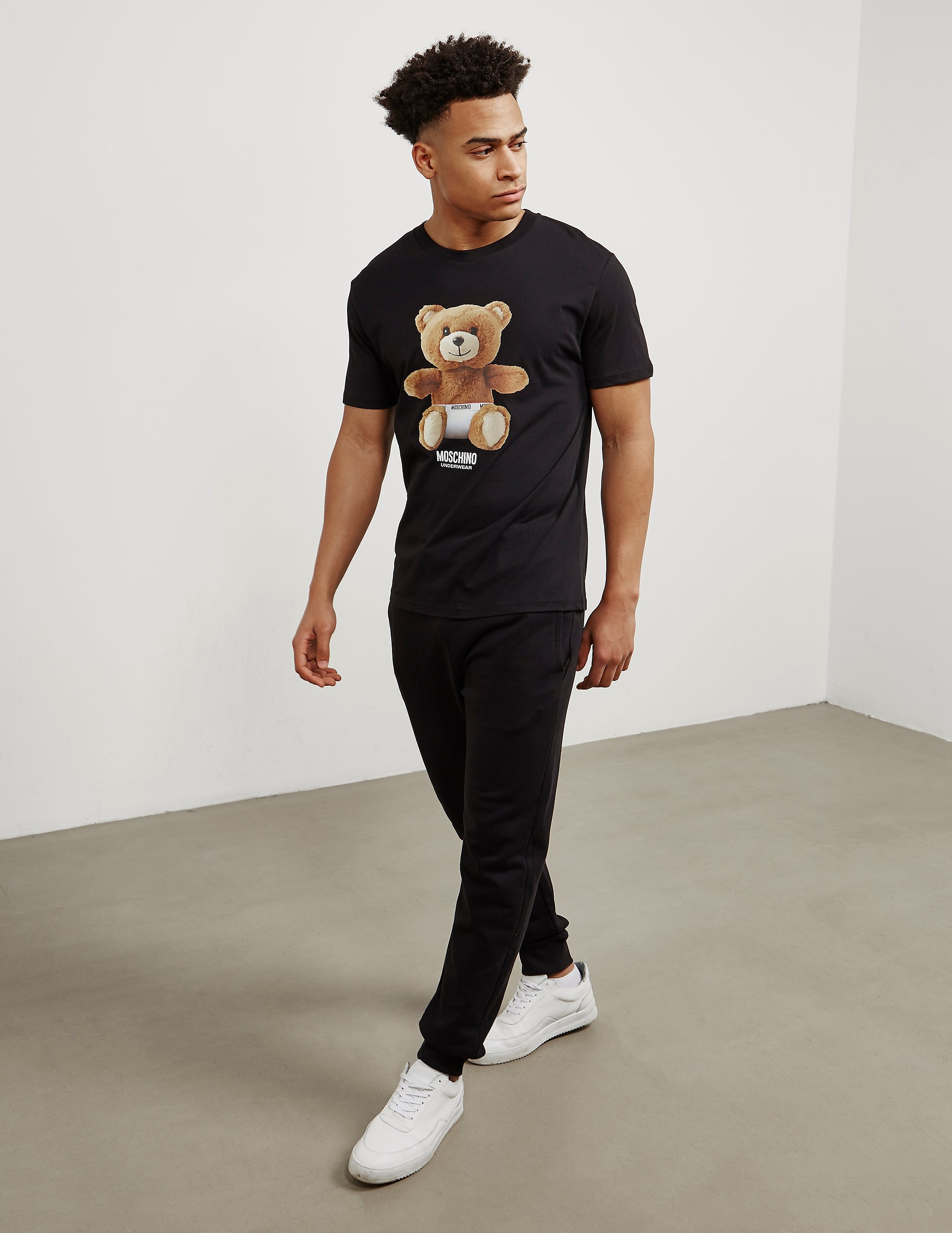 Moschino Bear Short Sleeve T-Shirt