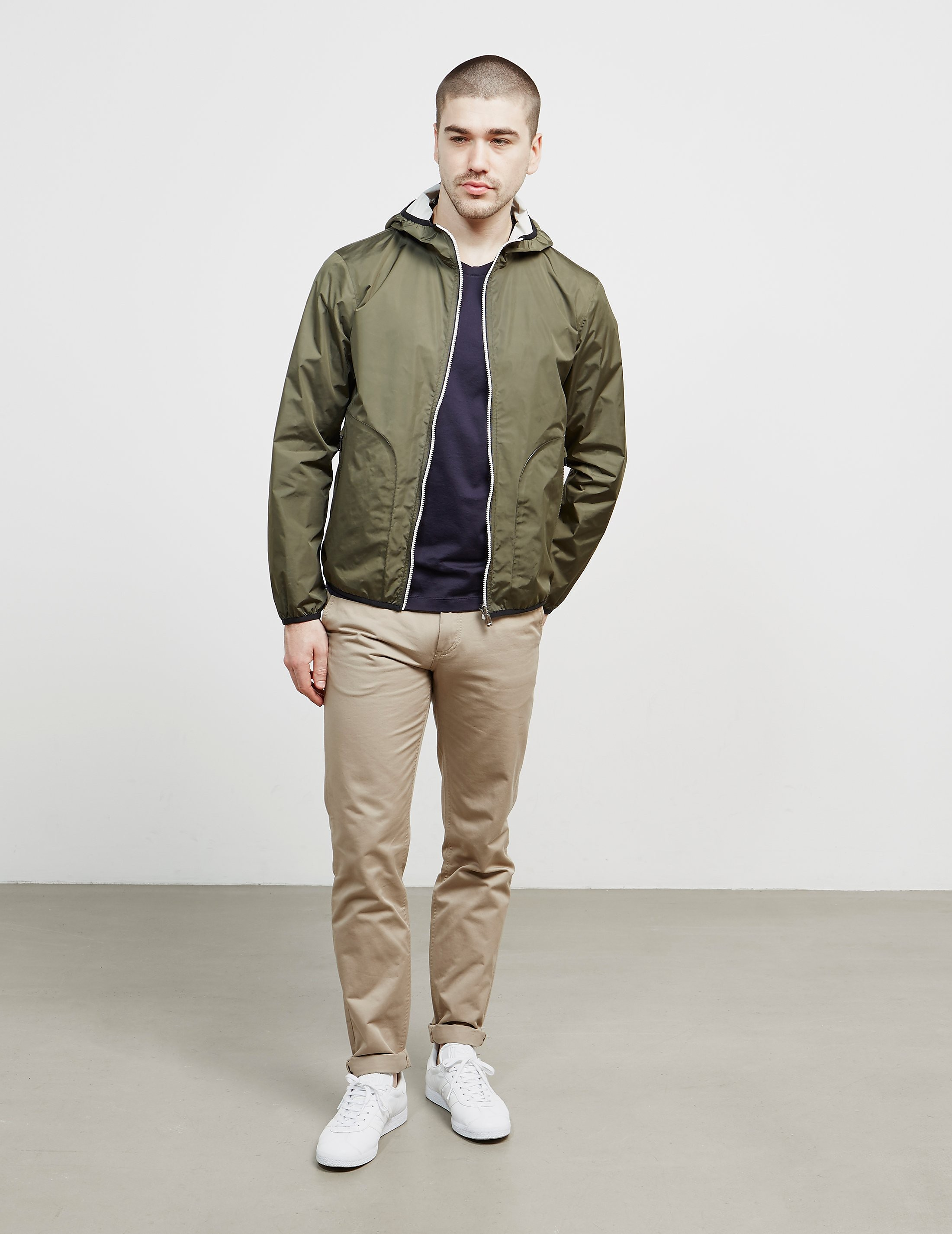 Z Zegna Block Lightweight Jacket