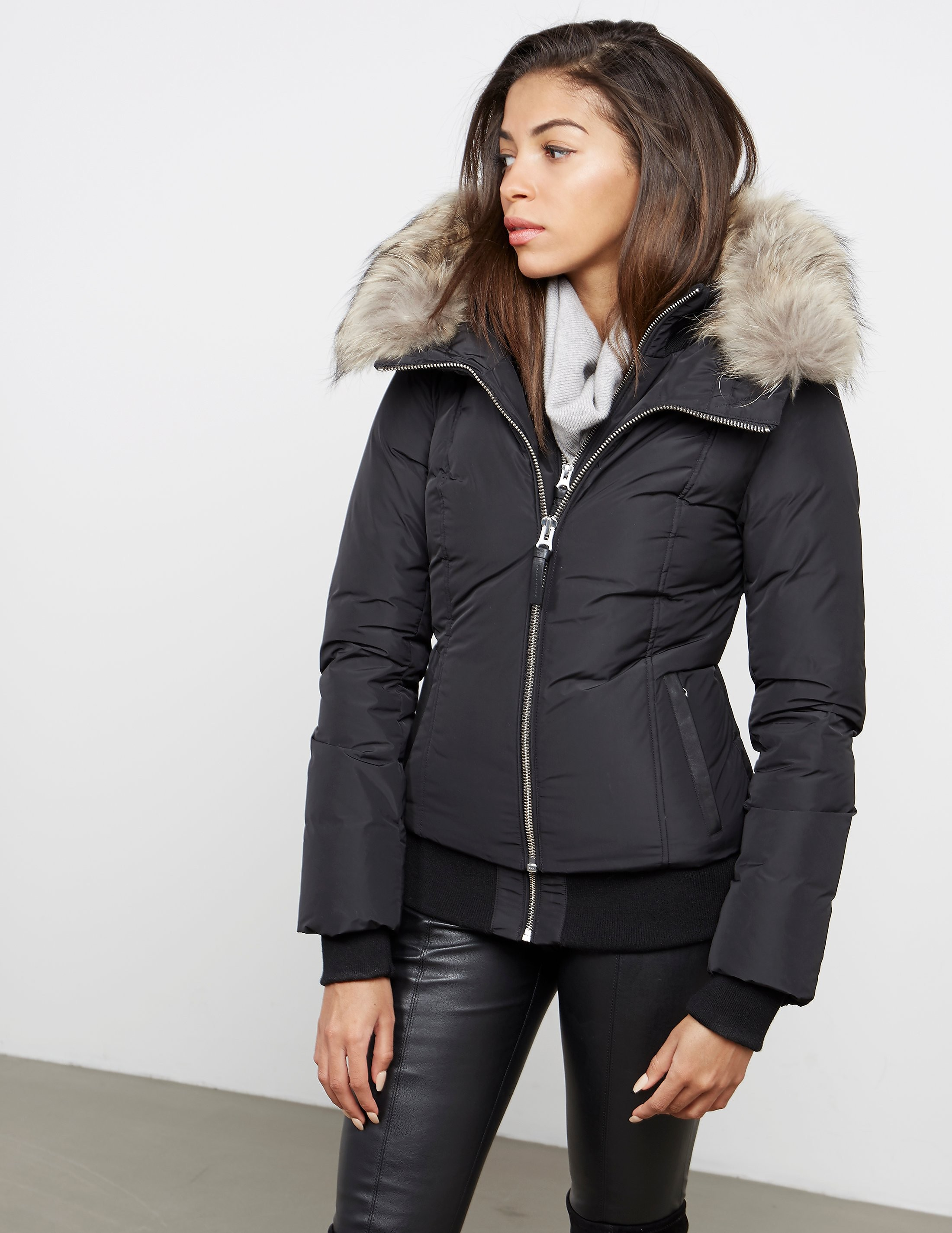 Mackage Romane Fur Jacket
