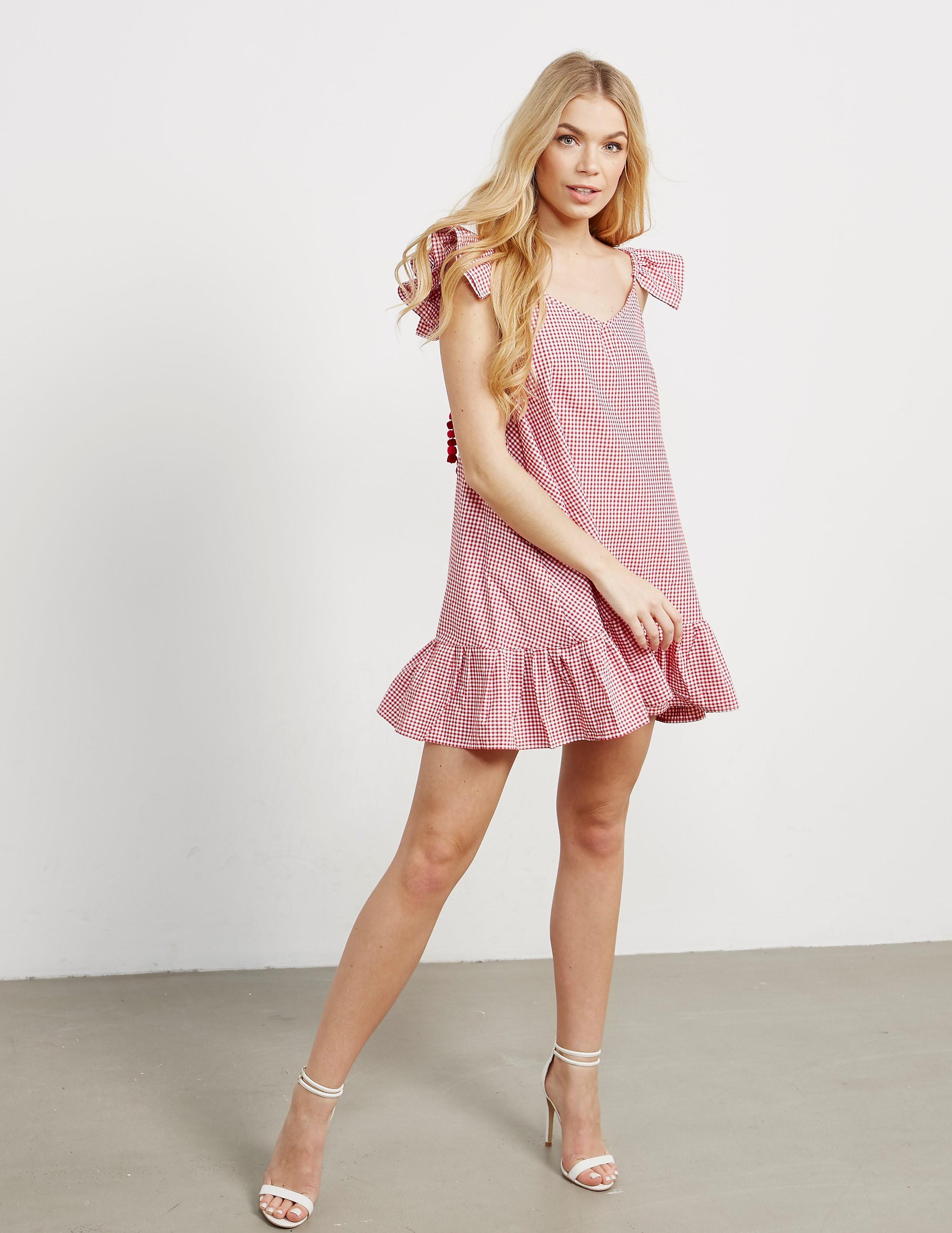 Sundress Mimi Gingham Dress