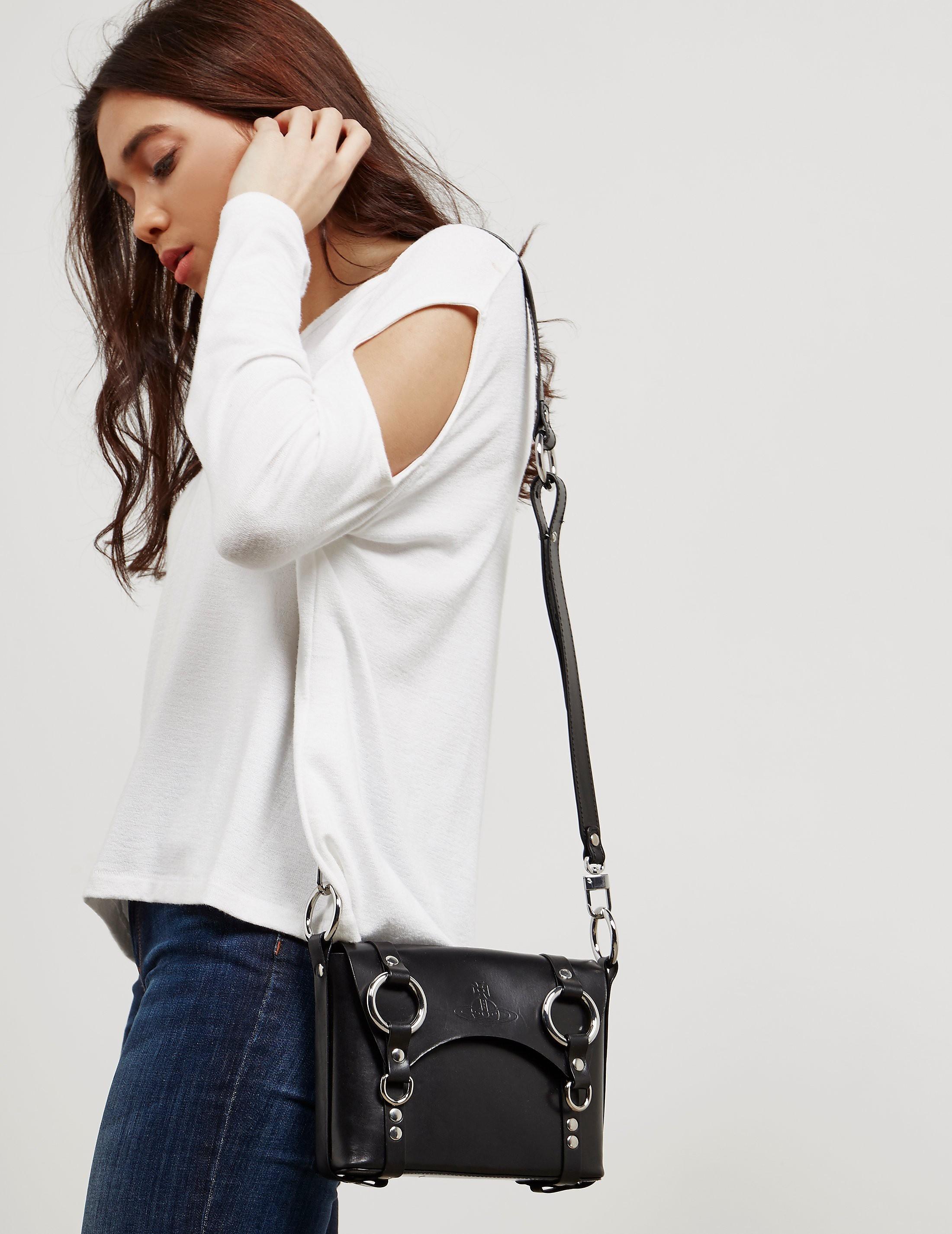Vivienne Westwood Betty Mini Satchel Bag - Online Exclusive