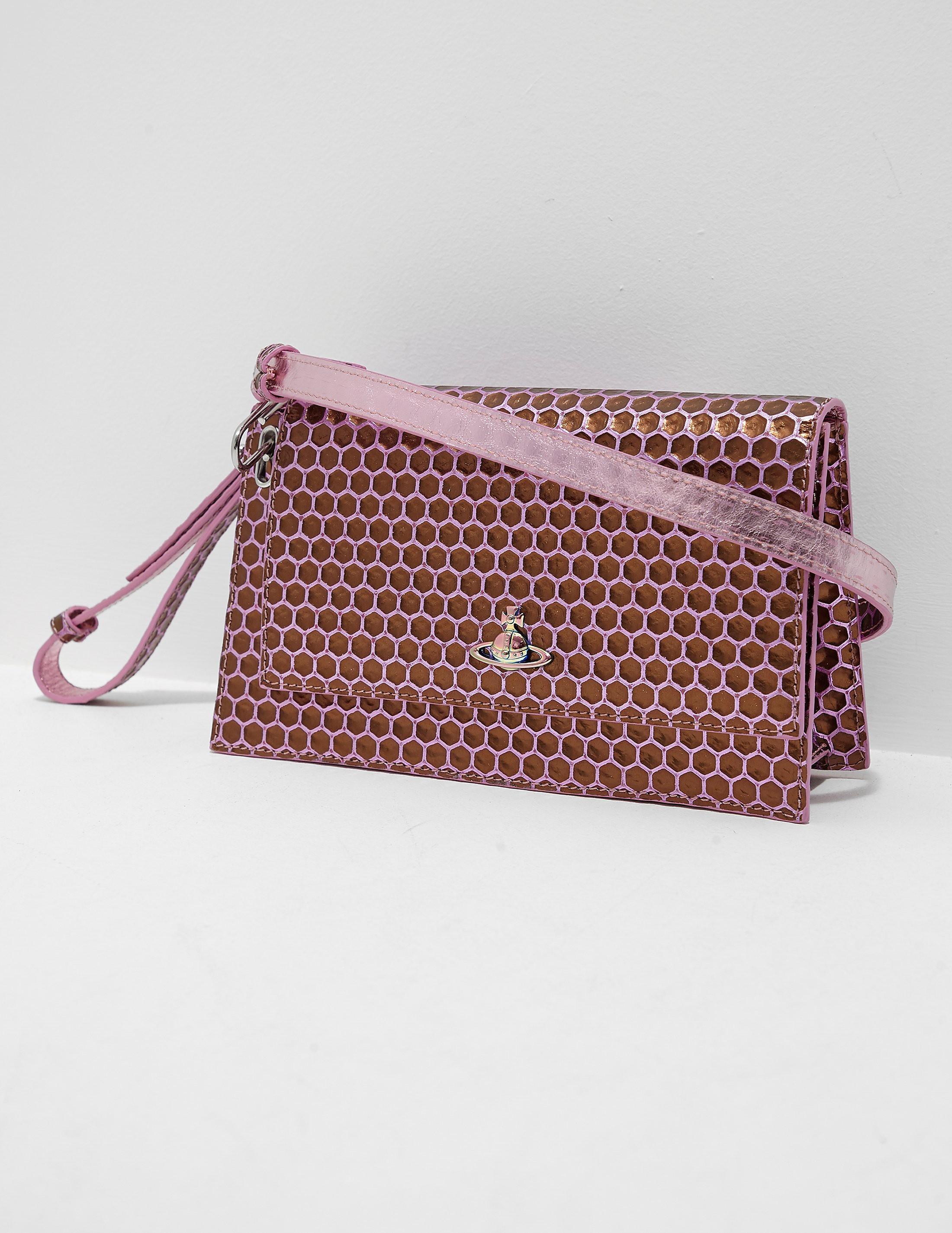 Vivienne Westwood Venice Clutch Bag