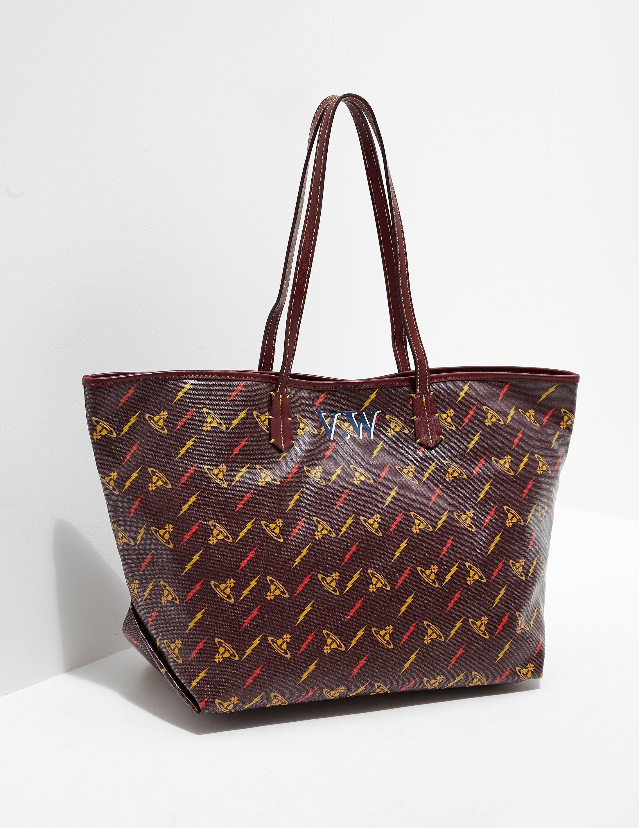 Vivienne Westwood Collette Small Shopper Bag