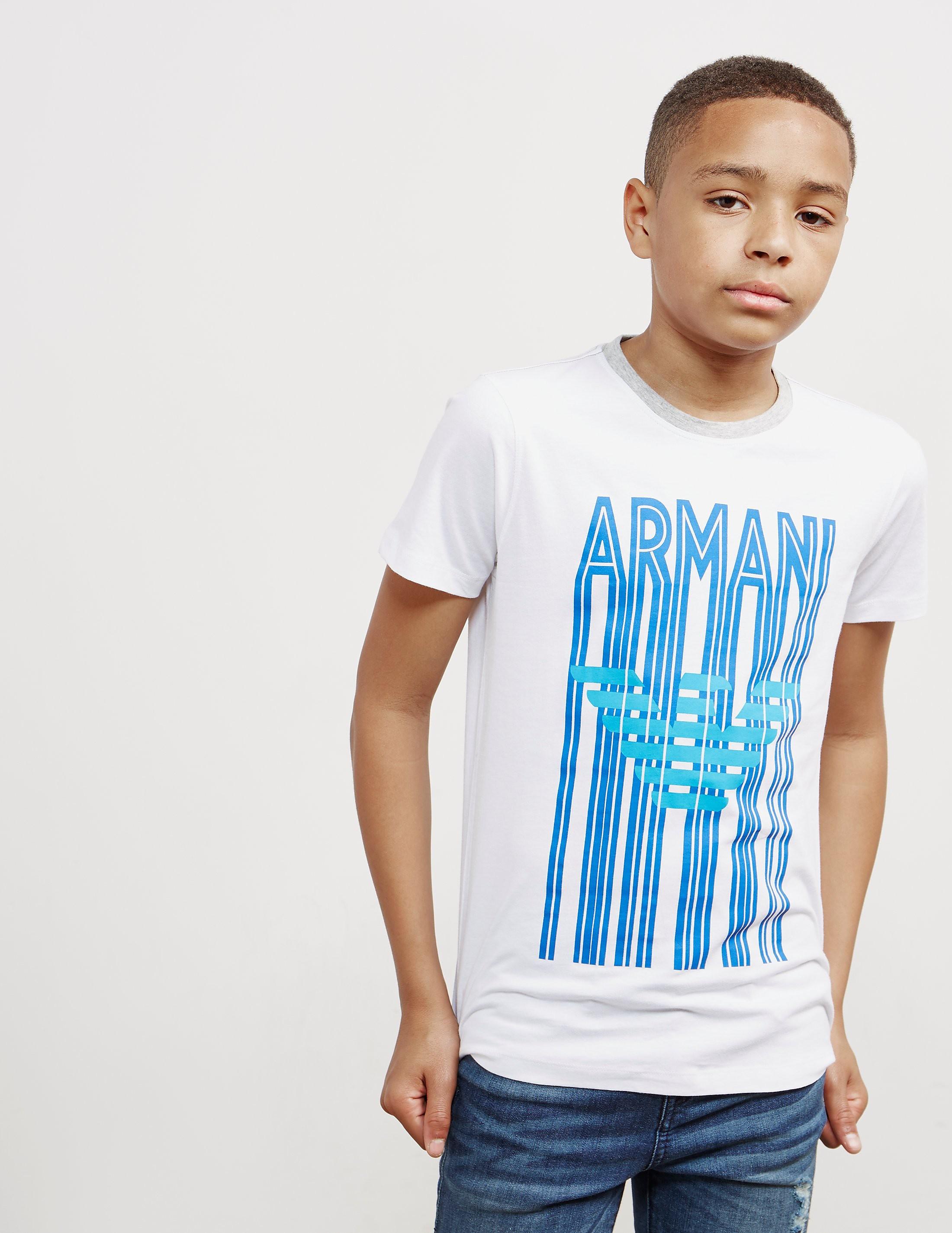 Armani Jeans 3-Pack Short Sleeve T-Shirt