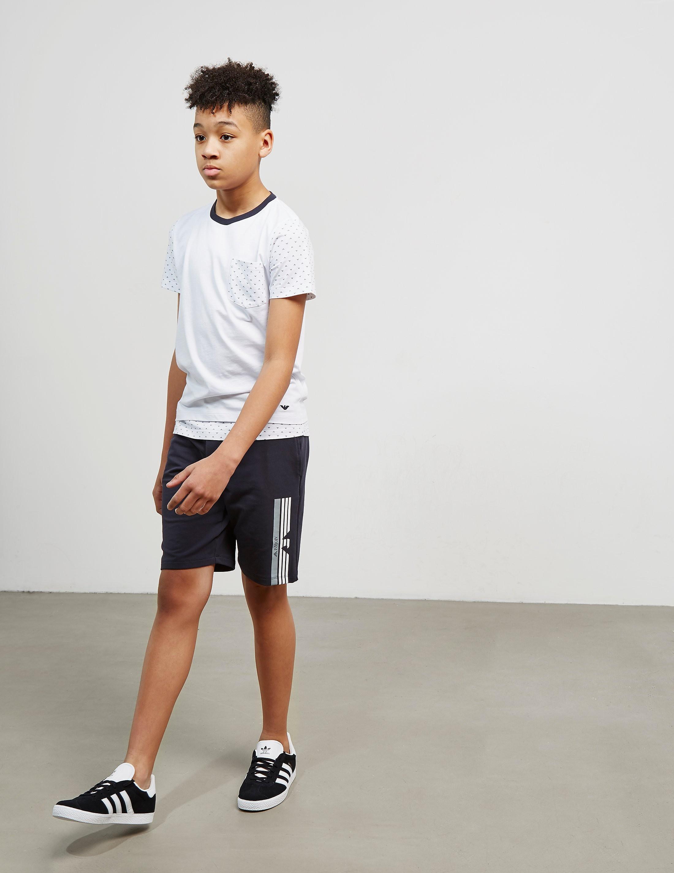 Armani Jeans Pocket Short Sleeve T-Shirt