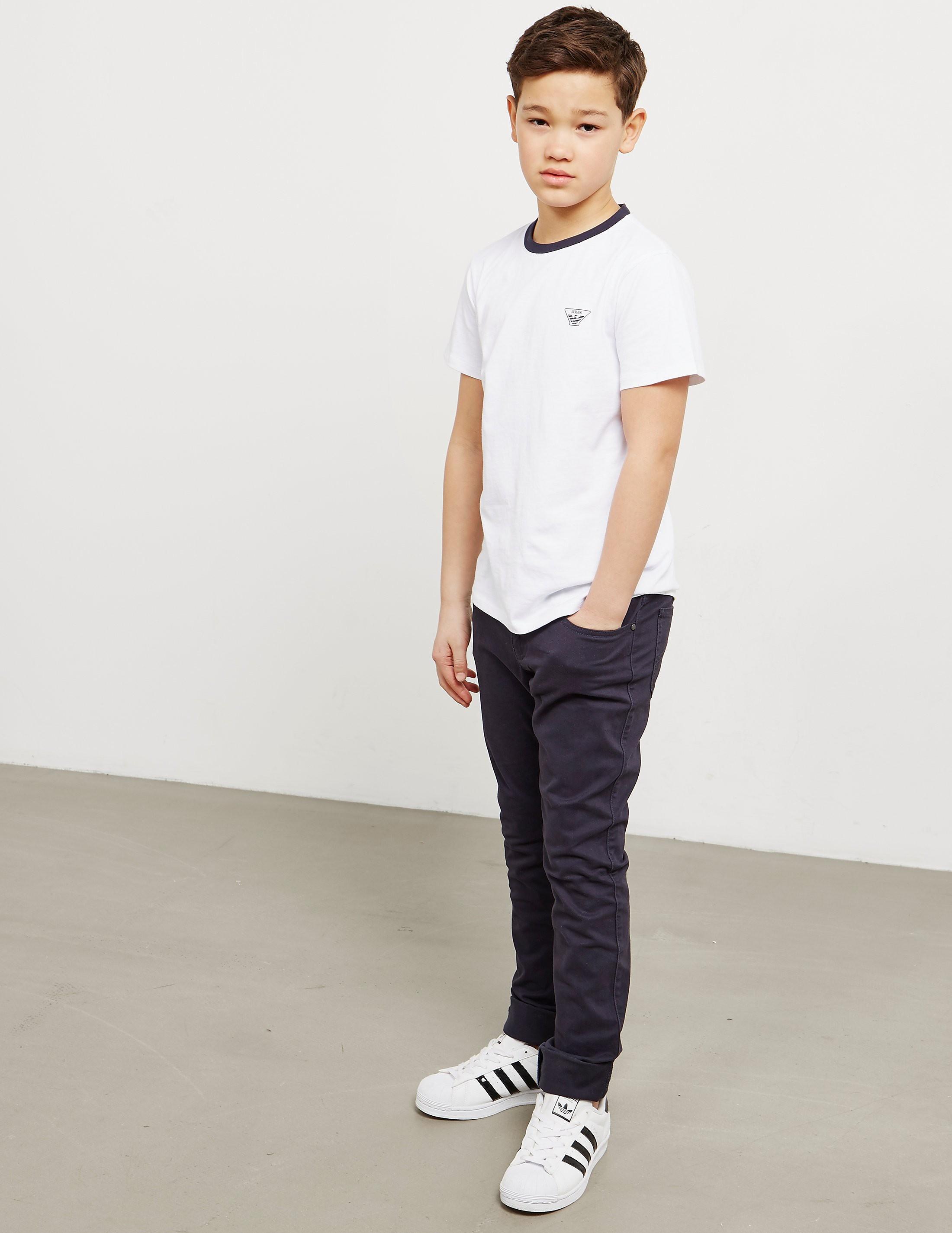 Emporio Armani Basic Short Sleeve T-Shirt
