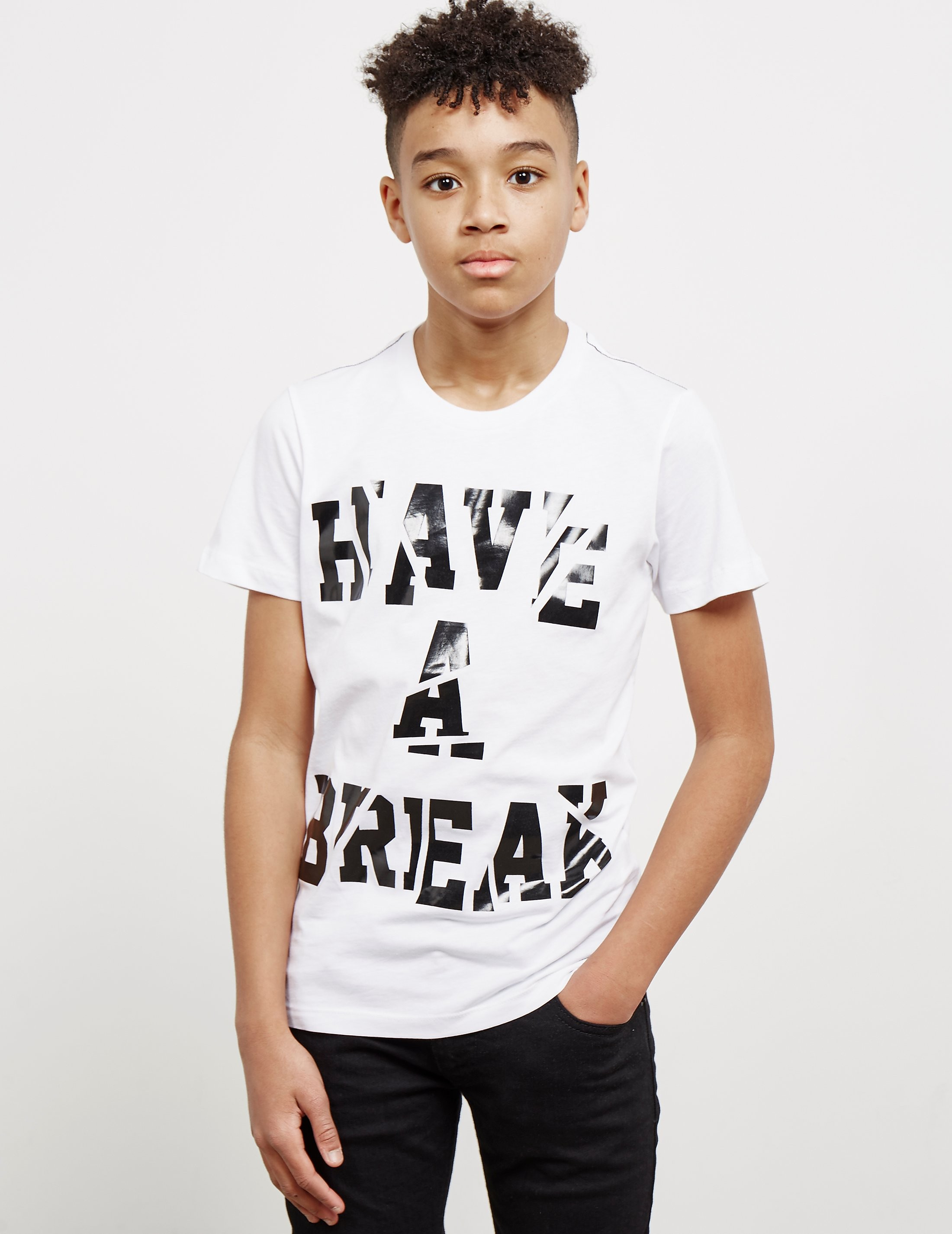 Diesel Break Short Sleeve T-Shirt