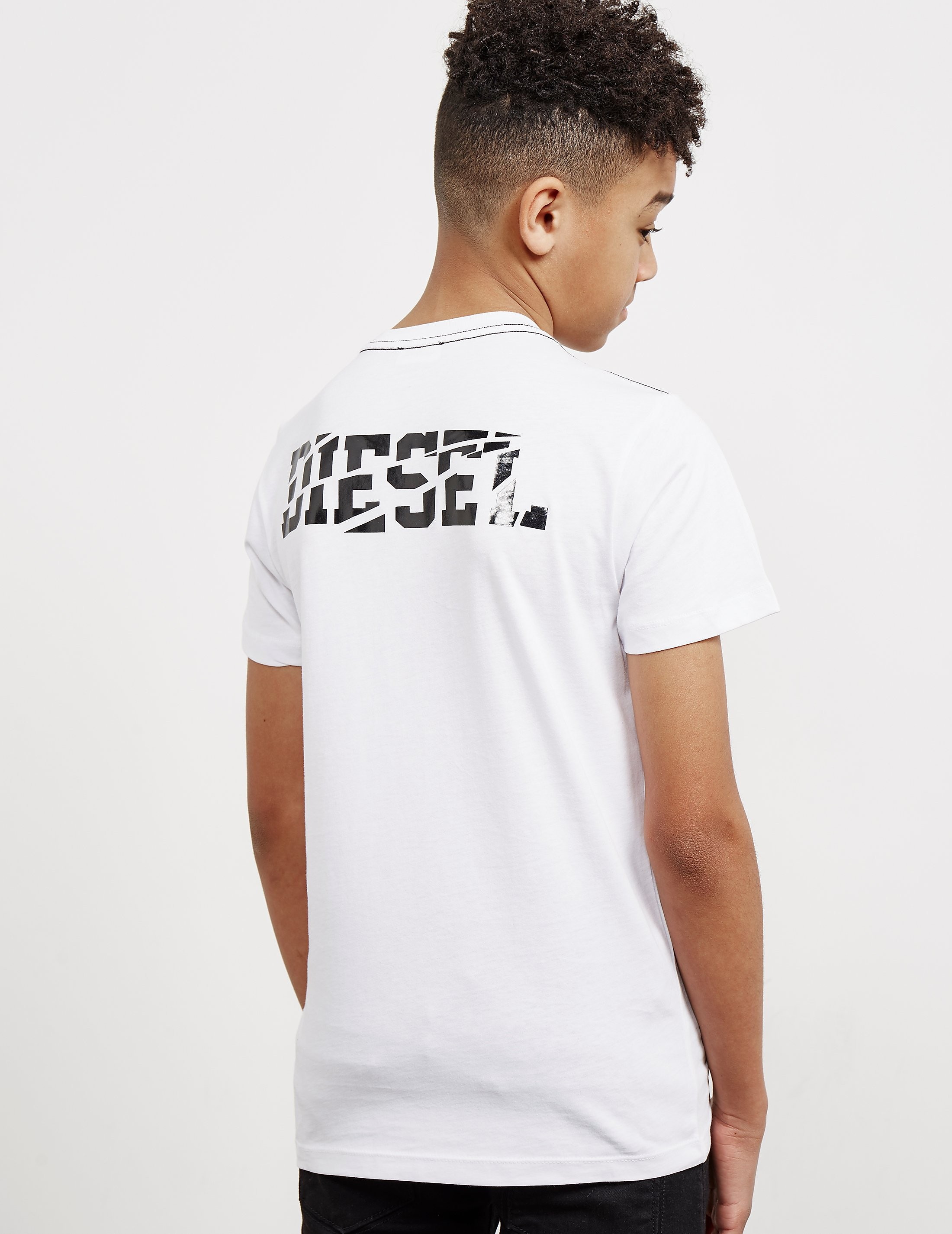 Diesel Break Short Sleeve T-Shirt