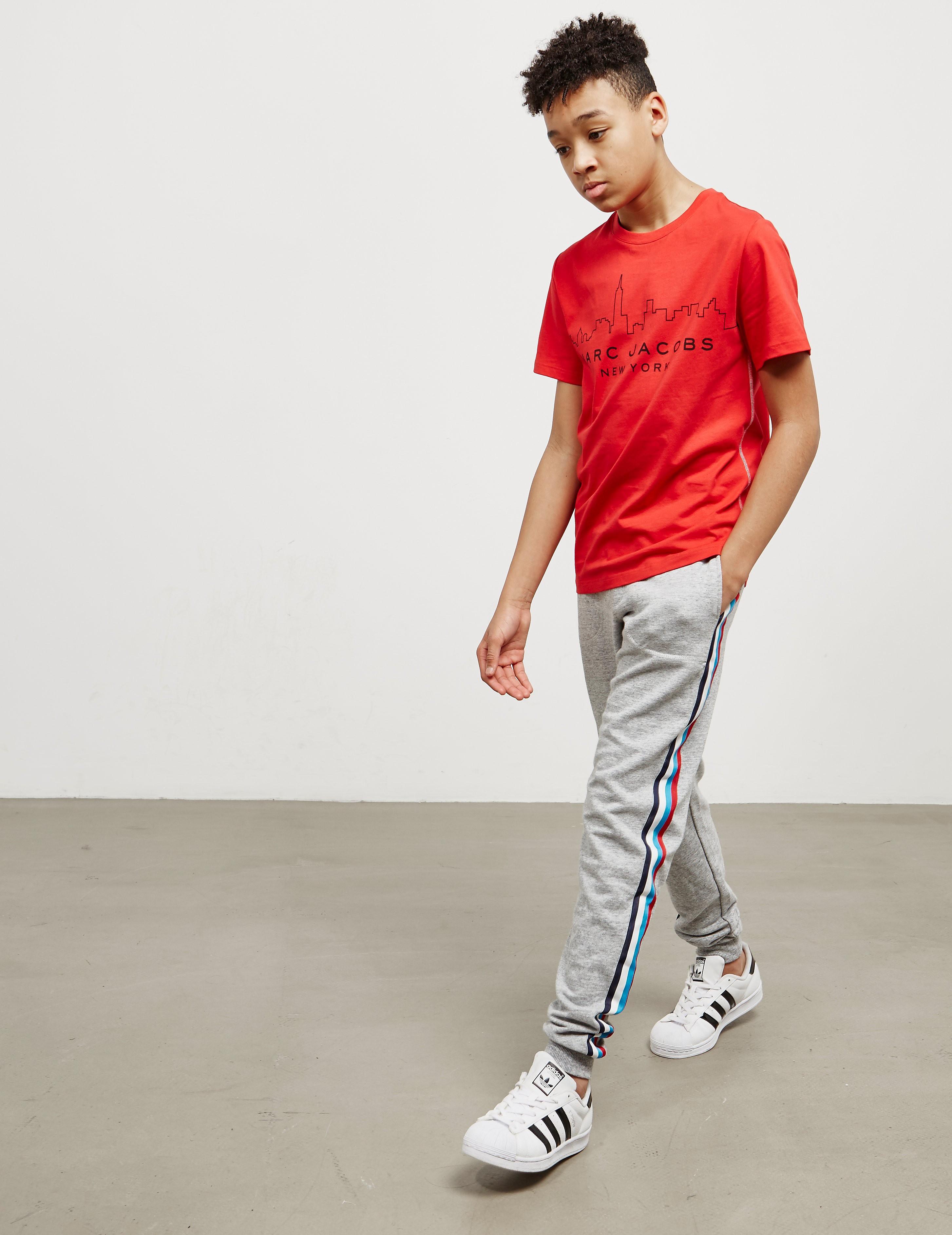 Little Marc Jacobs Skyline Short Sleeve T-Shirt