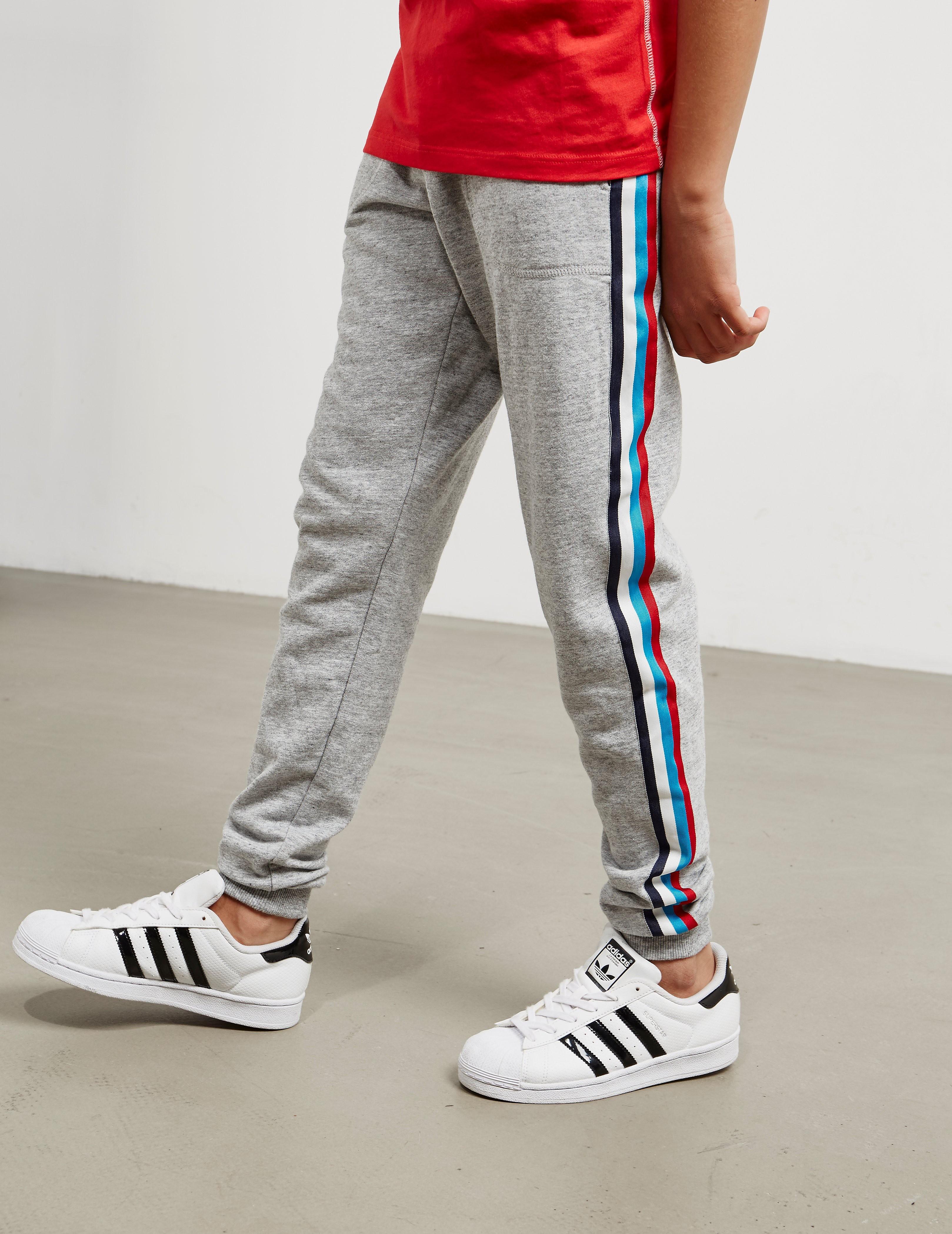 Little Marc Jacobs Stripe Track Pants