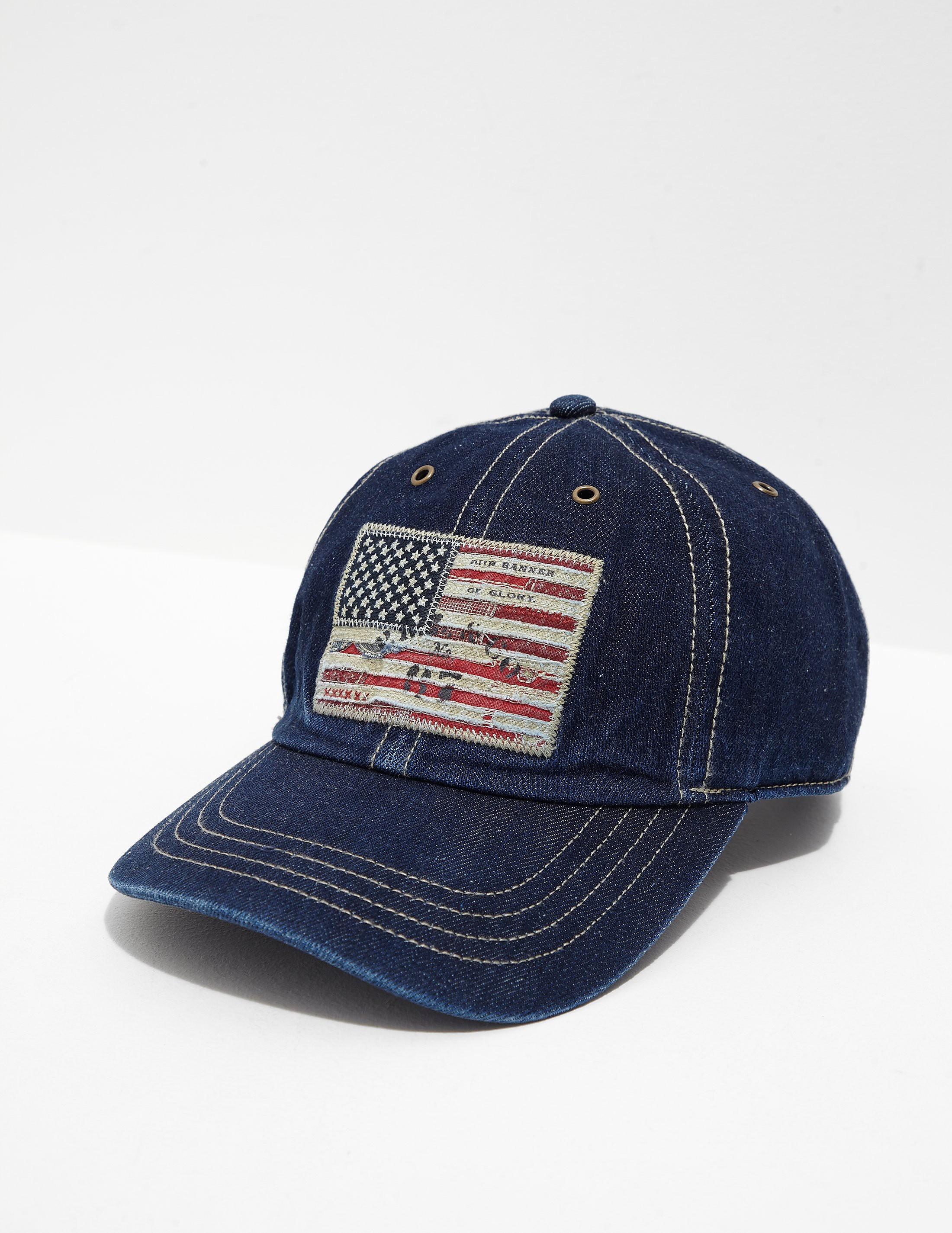 Polo Ralph Lauren Iconic Flag Cap