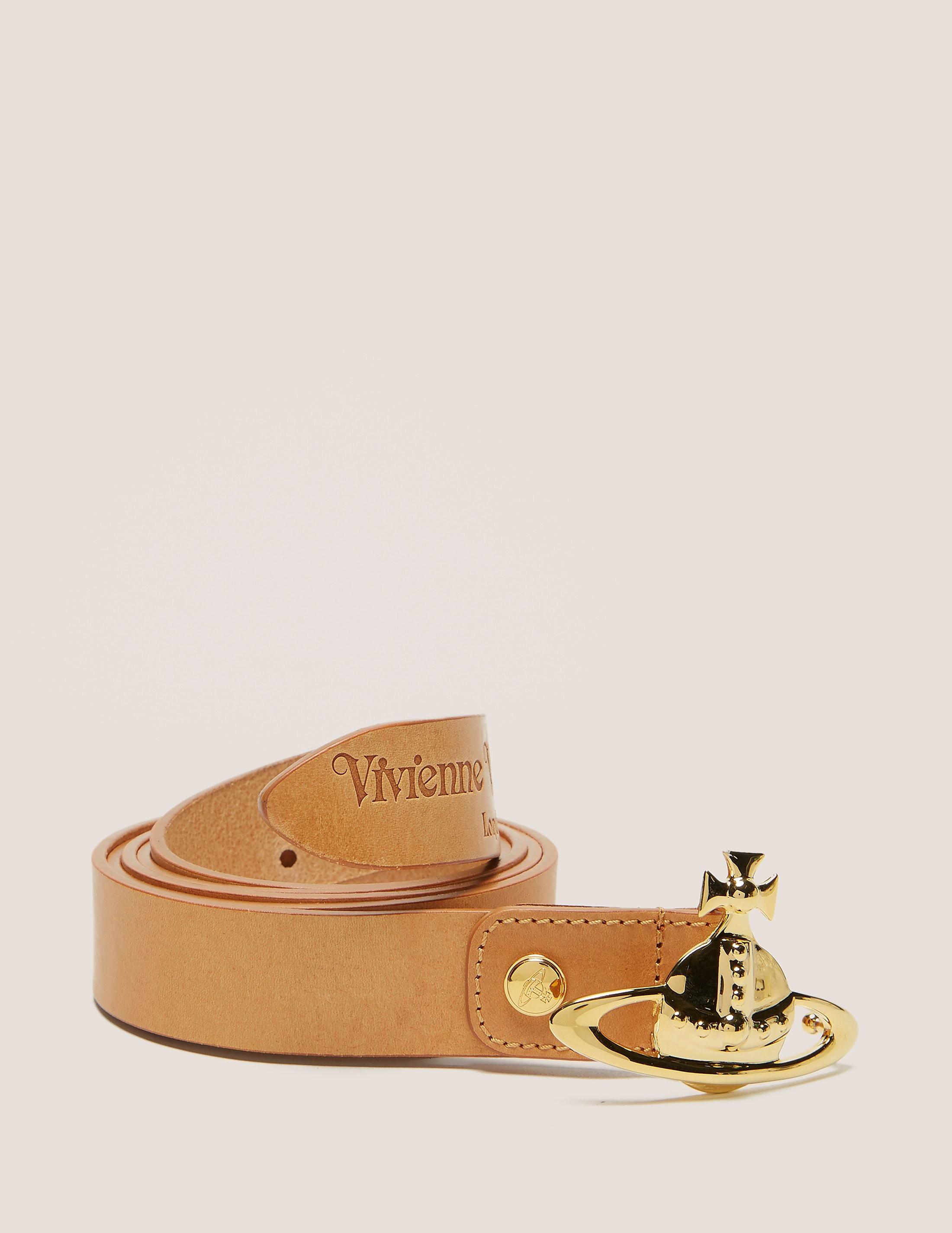 Vivienne Westwood Orb Vaschetta Belt