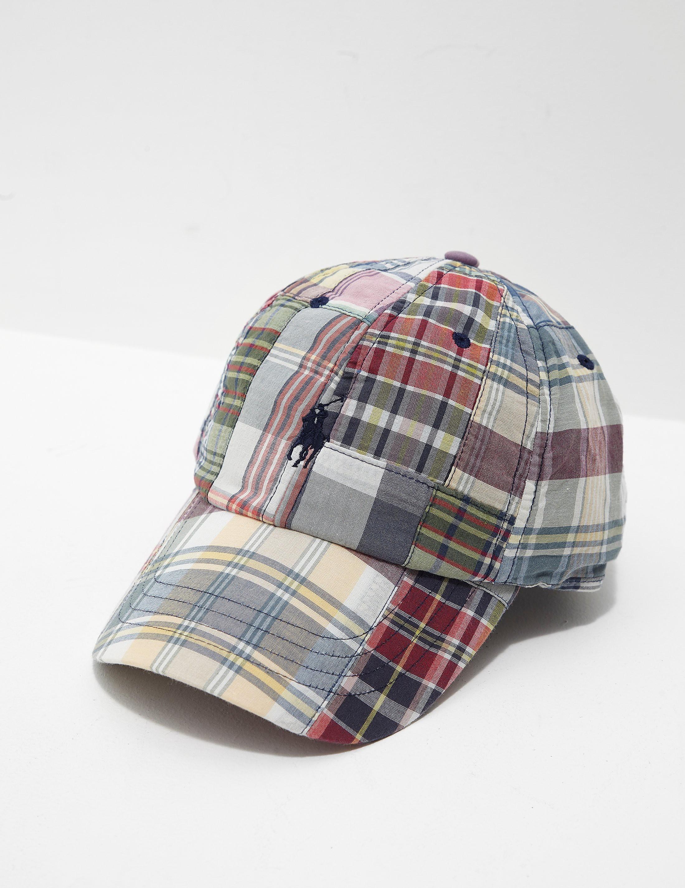 Polo Ralph Lauren Tartan Cap