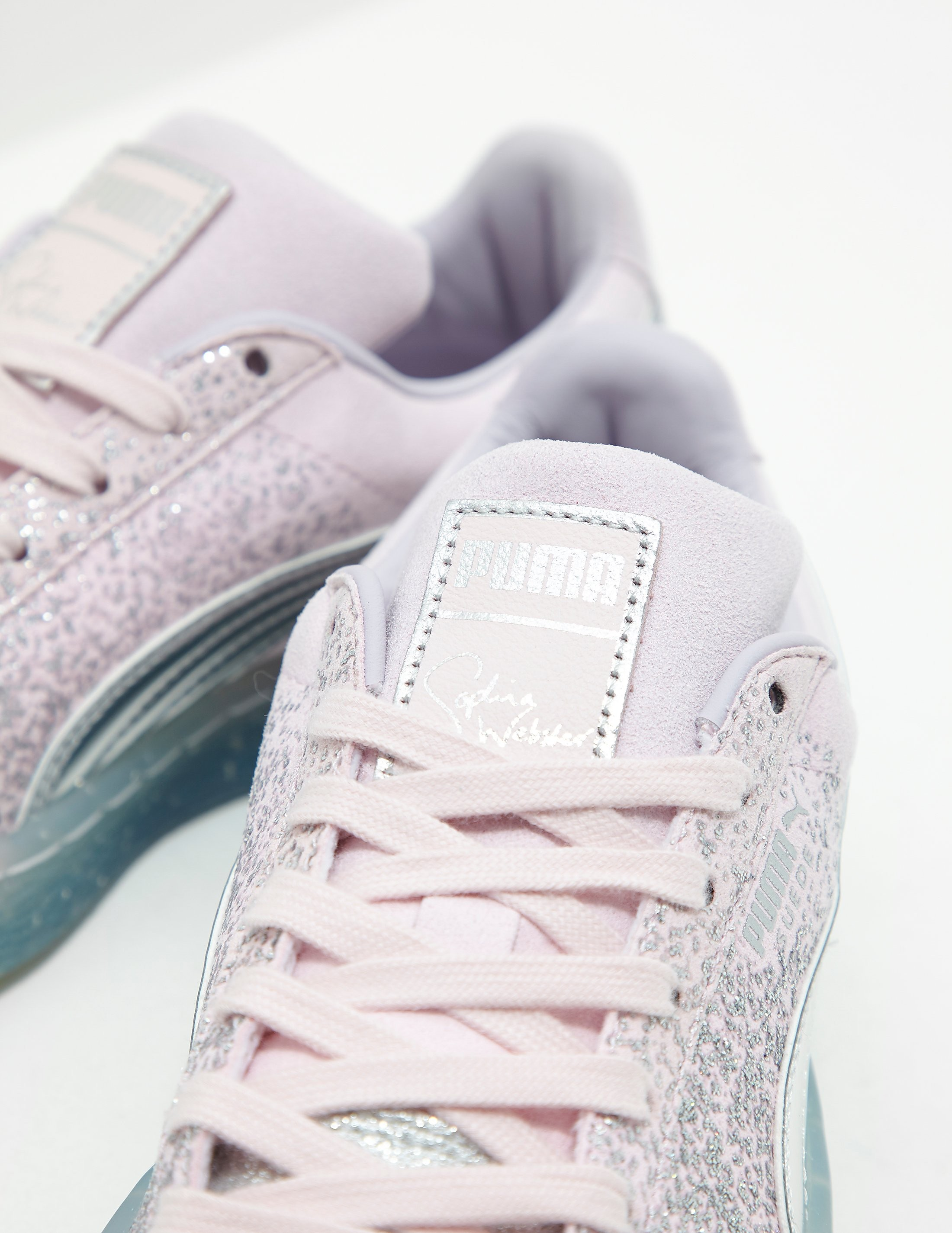 PUMA x Sophia Webster Glitter Princess Trainers