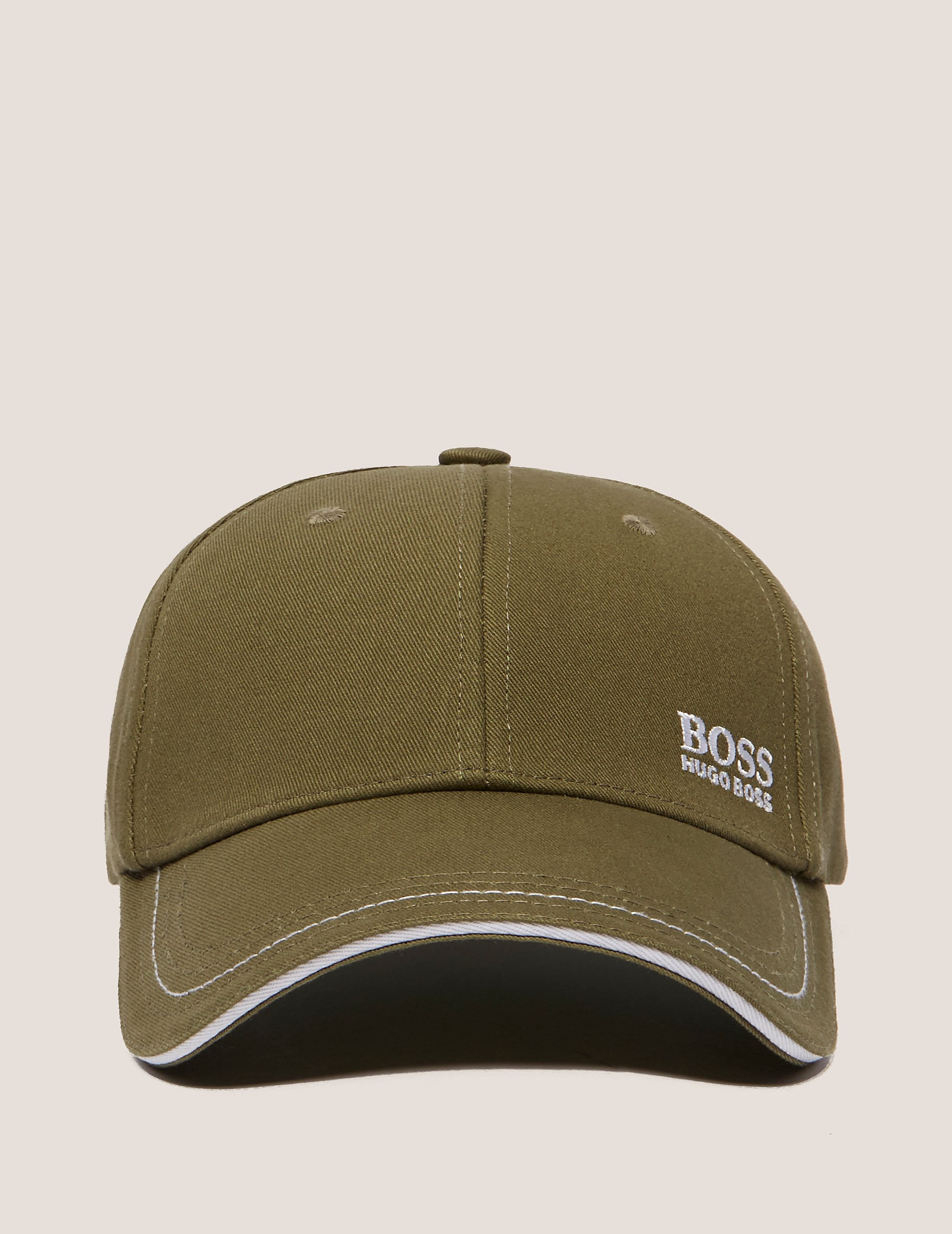 BOSS Green Logo Cap