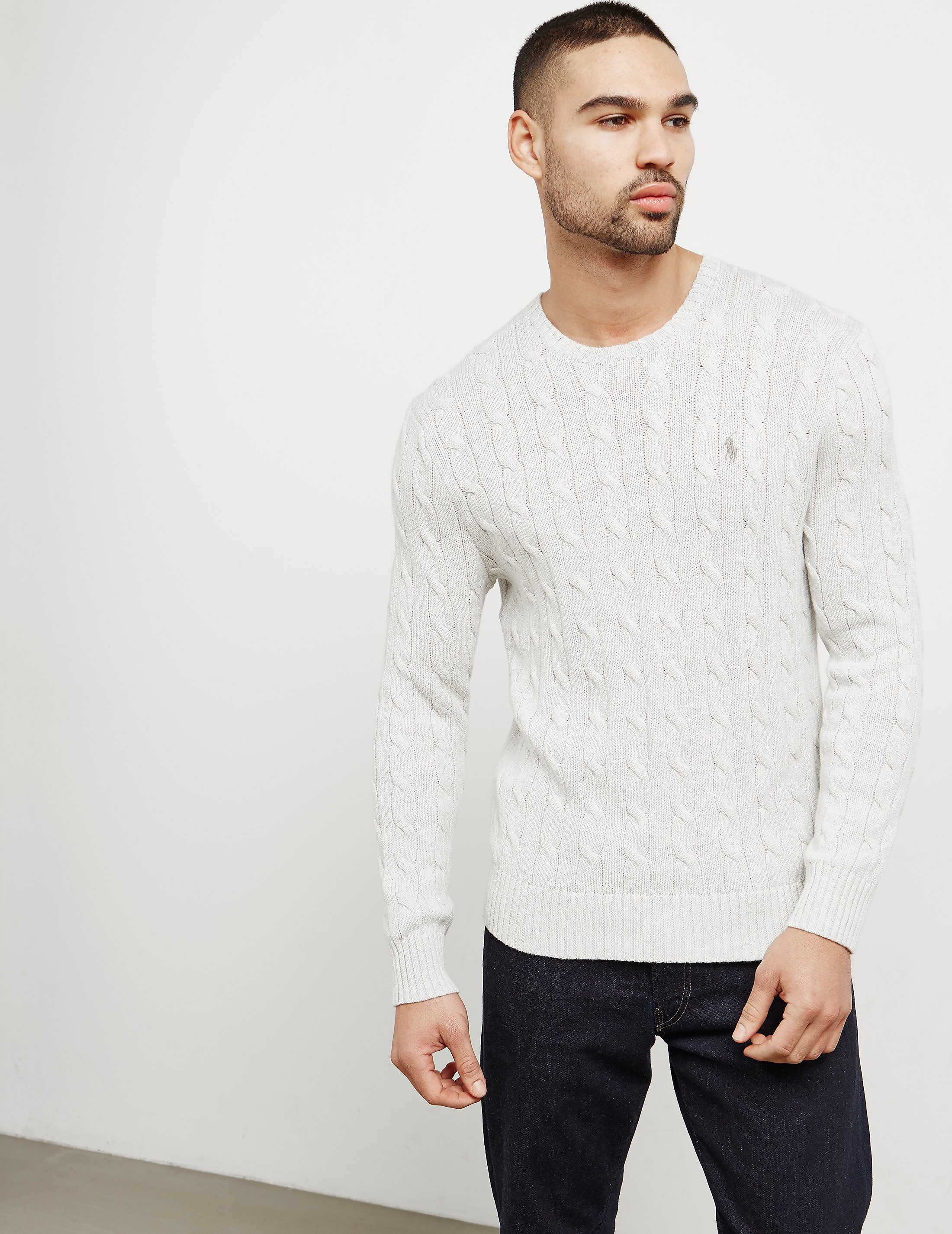 Polo Ralph Lauren Knitted Crew Sweater