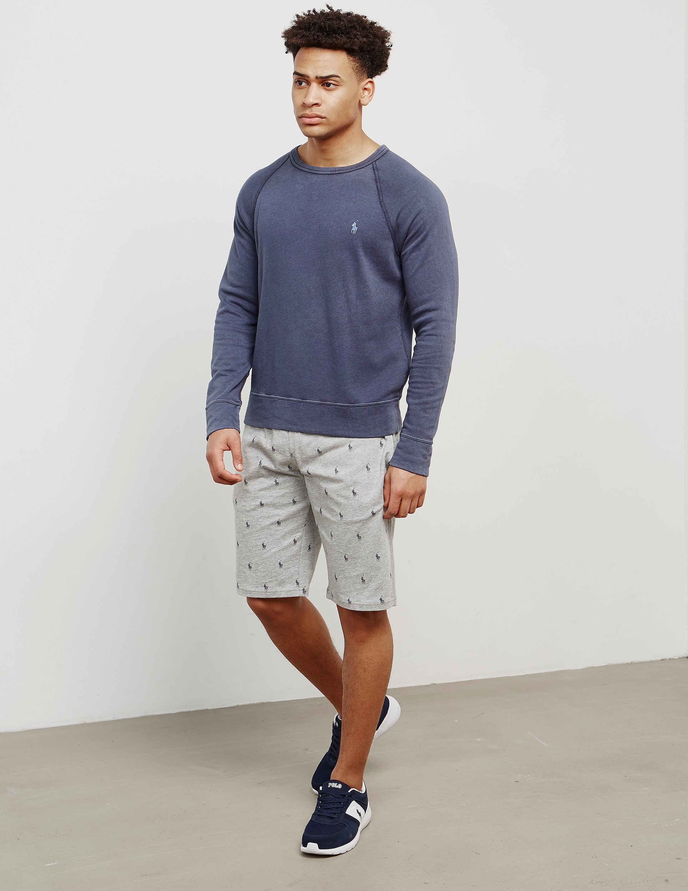 Polo Ralph Lauren Terry Knitted Sweatshirt