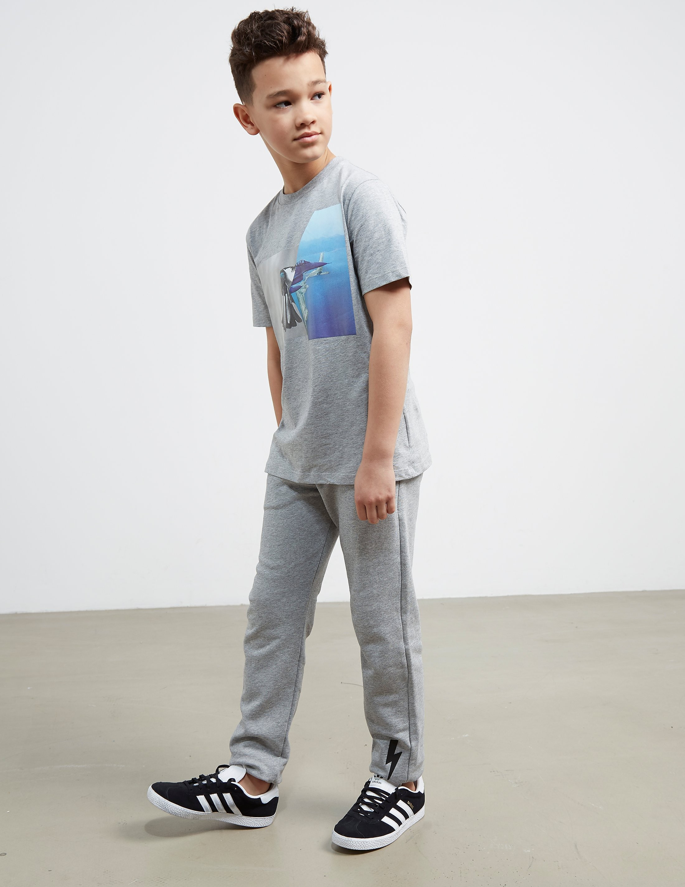 Neil Barrett Cuffed Track Pants