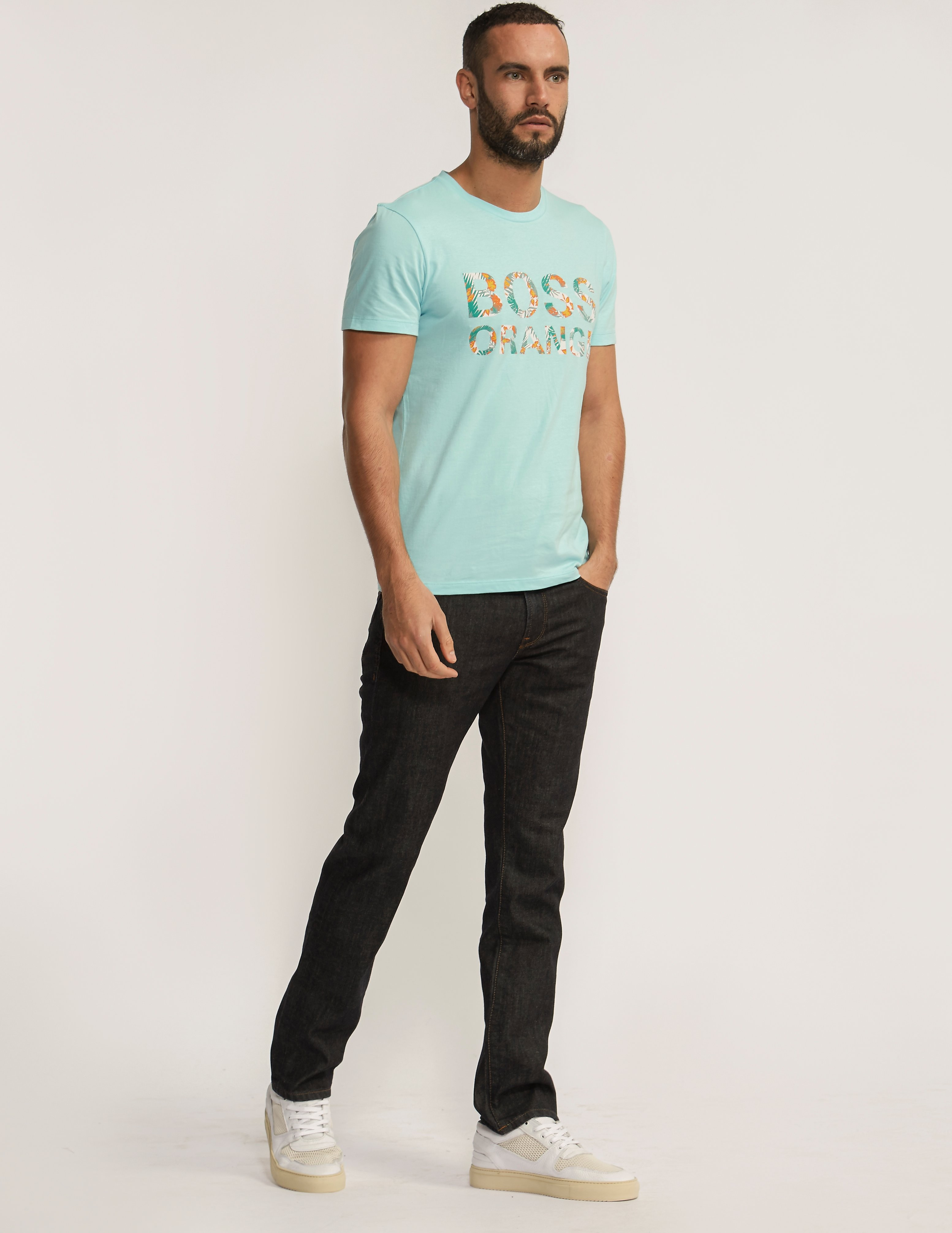 BOSS Orange Tomsin 1 Logo T-Shirt