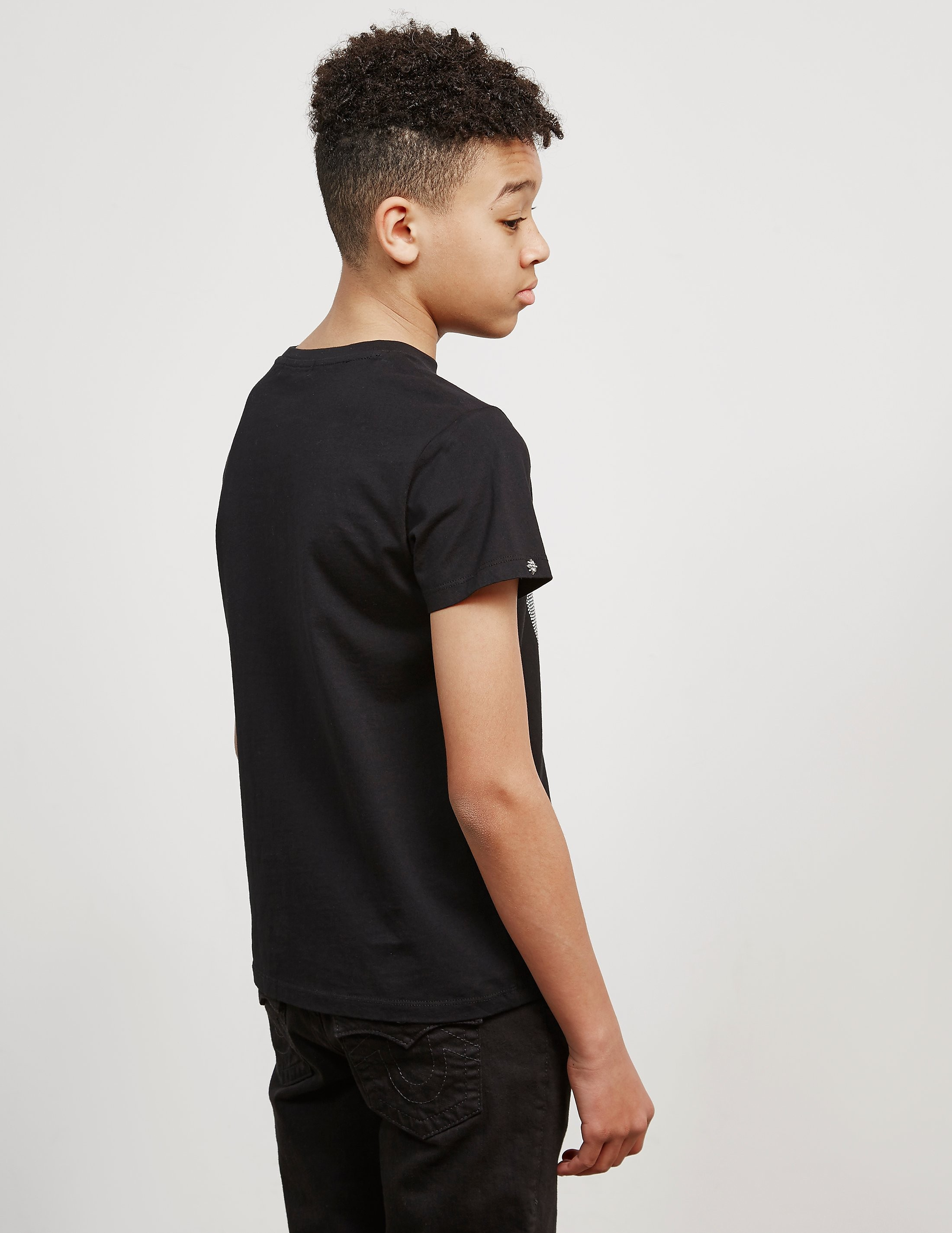 John Richmond Skull Gem Short Sleeve T-Shirt
