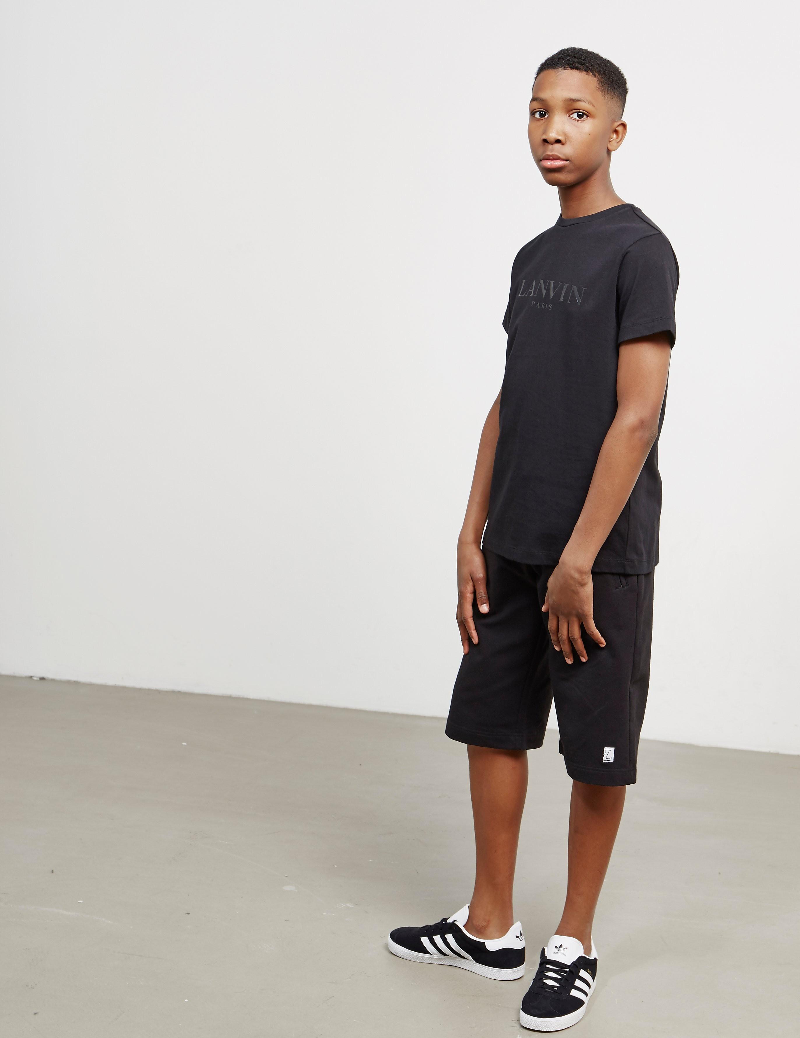 Lanvin Zip Pocket Shorts