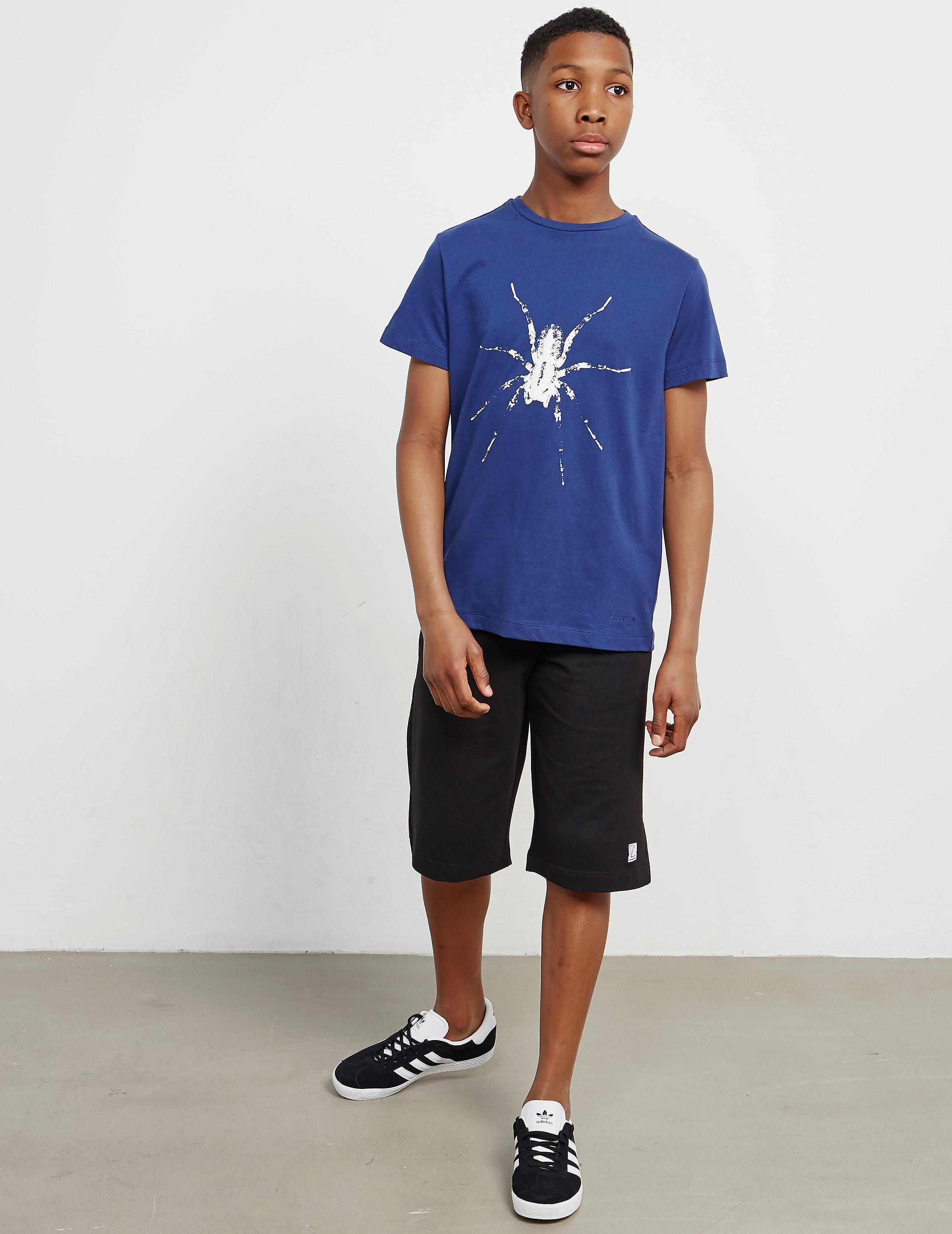 Lanvin Spider Short Sleeve T-Shirt