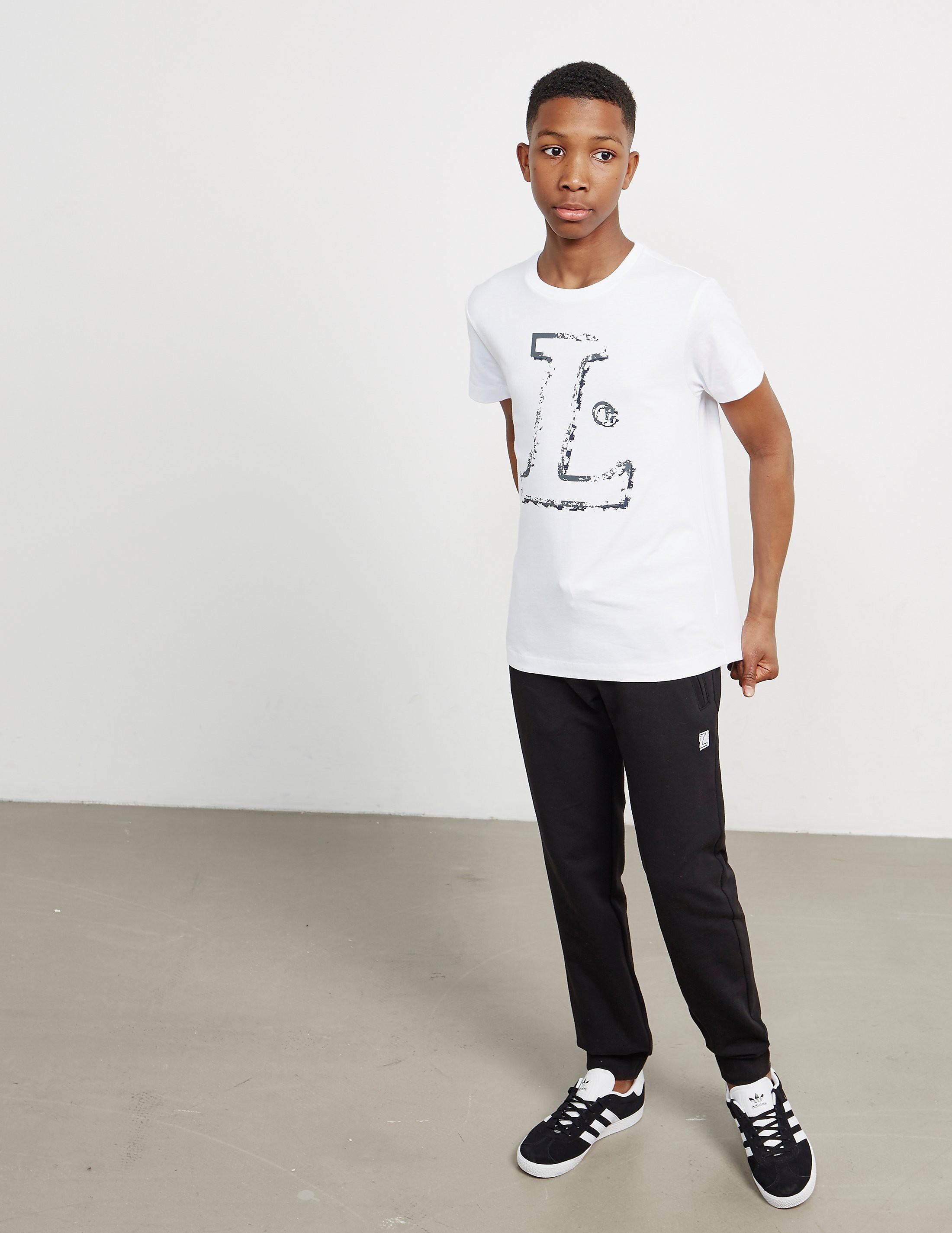 Lanvin Big Logo Short Sleeve T-Shirt