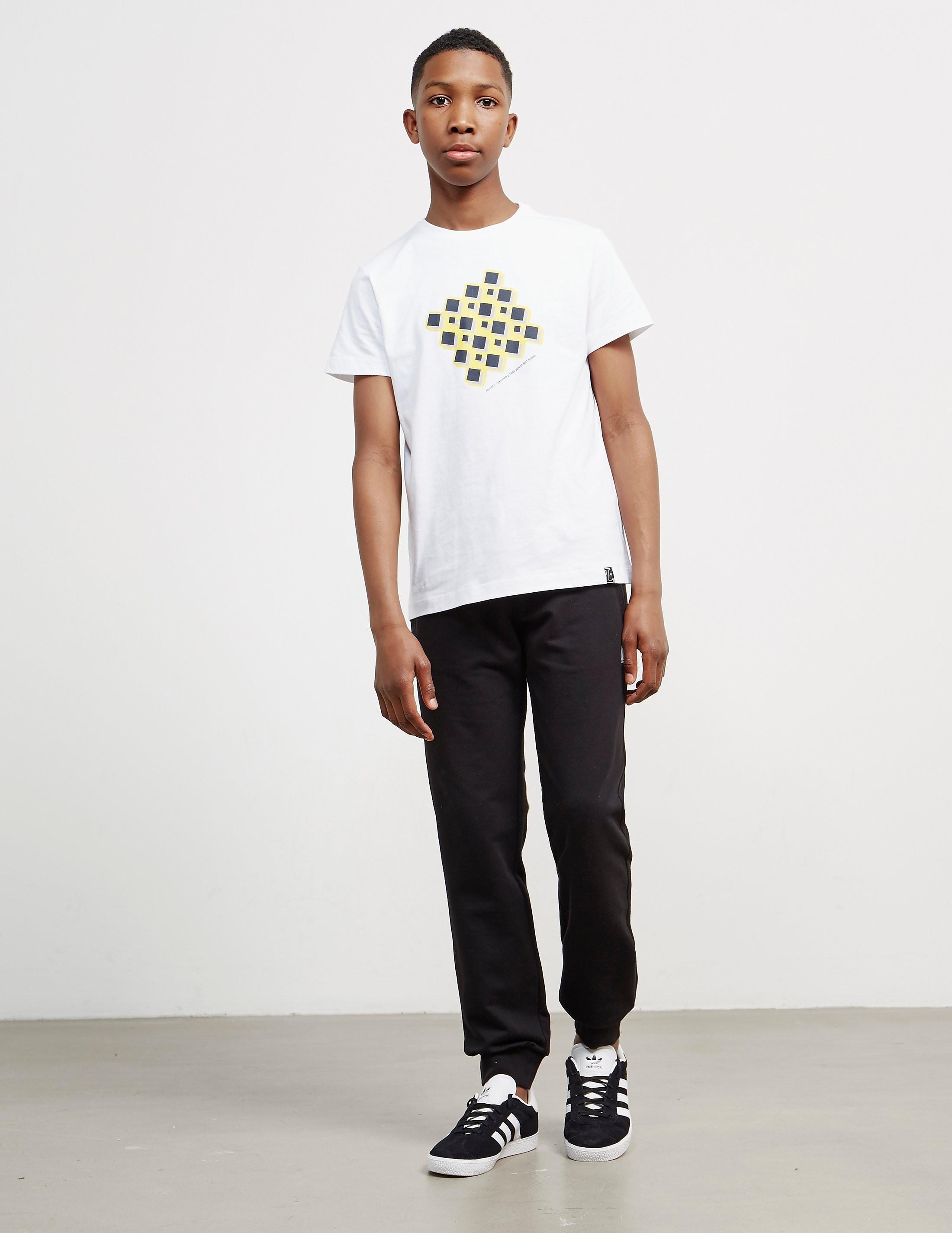Lanvin Cube Short Sleeve T-Shirt