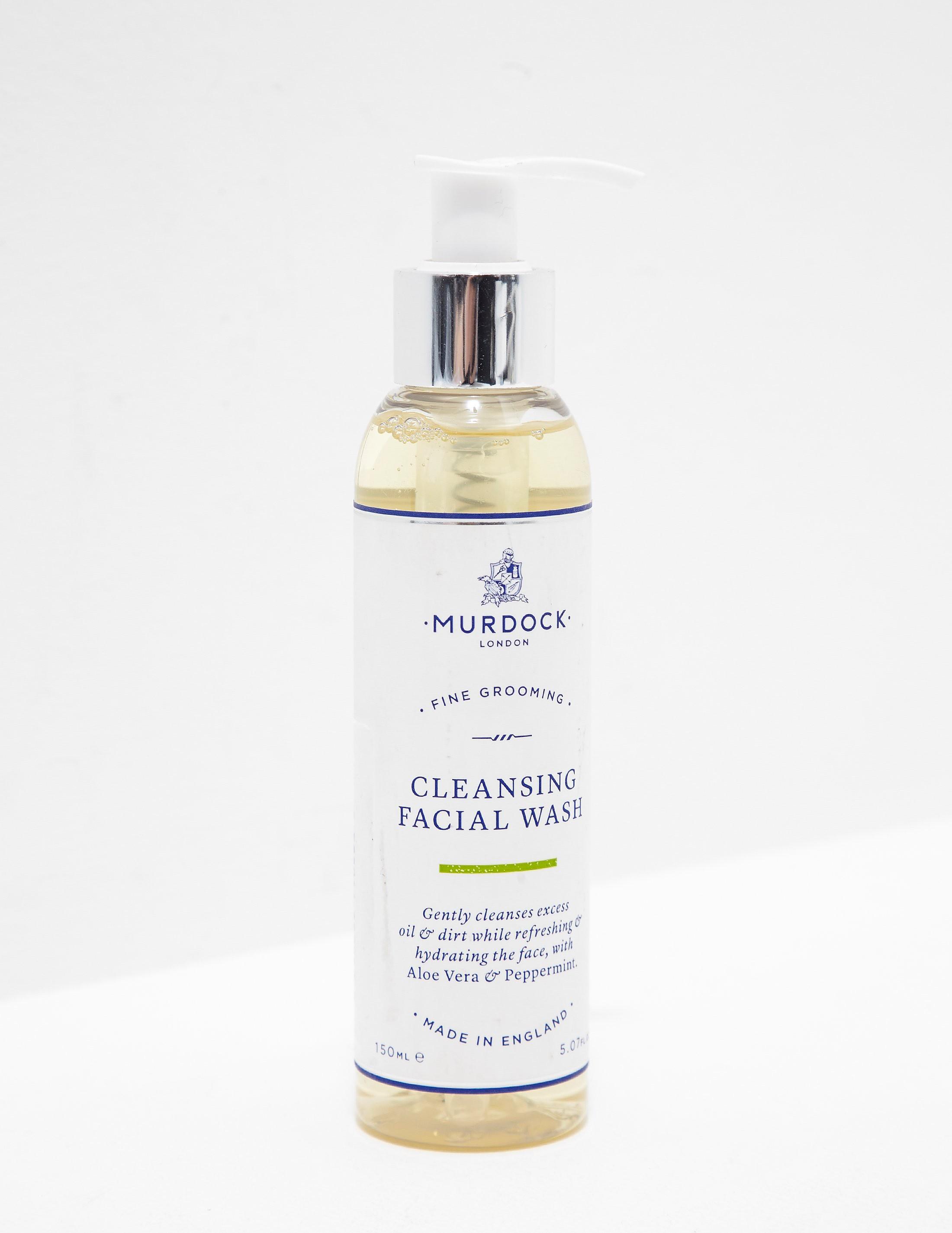 Murdock London Cleansing Facial Wash