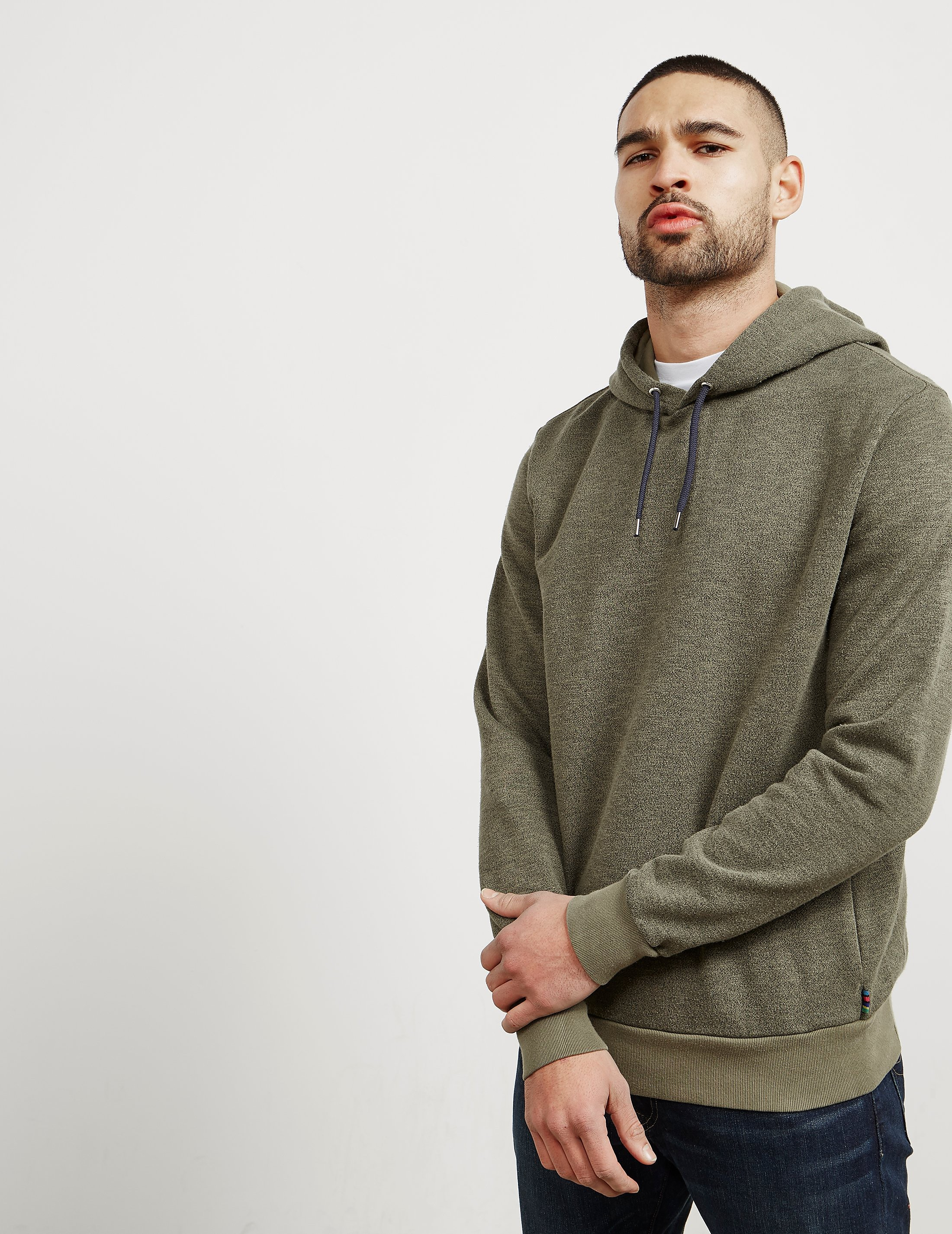 Paul Smith Garment Dyed Hoody