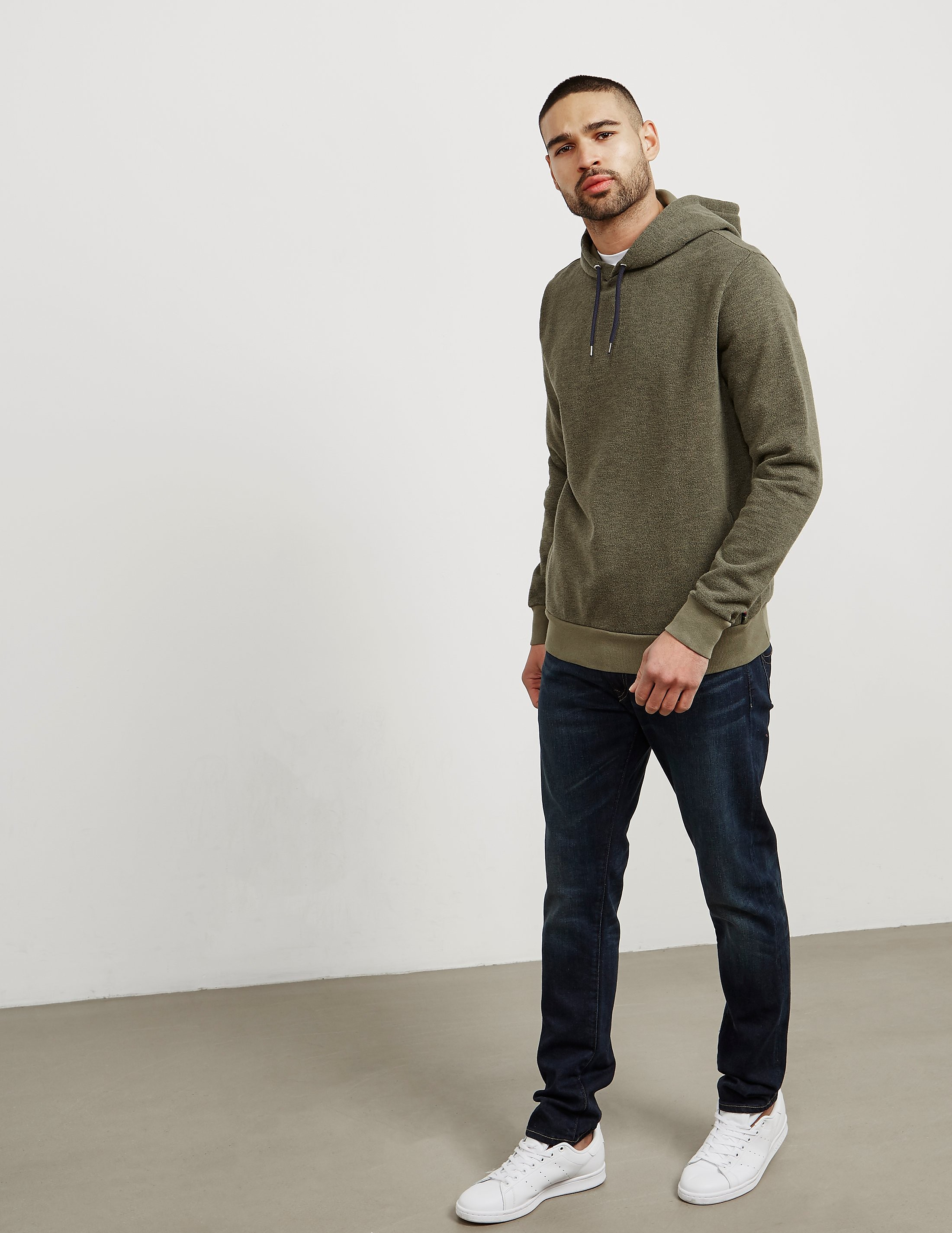 PS Paul Smith Garment Dyed Hoodie