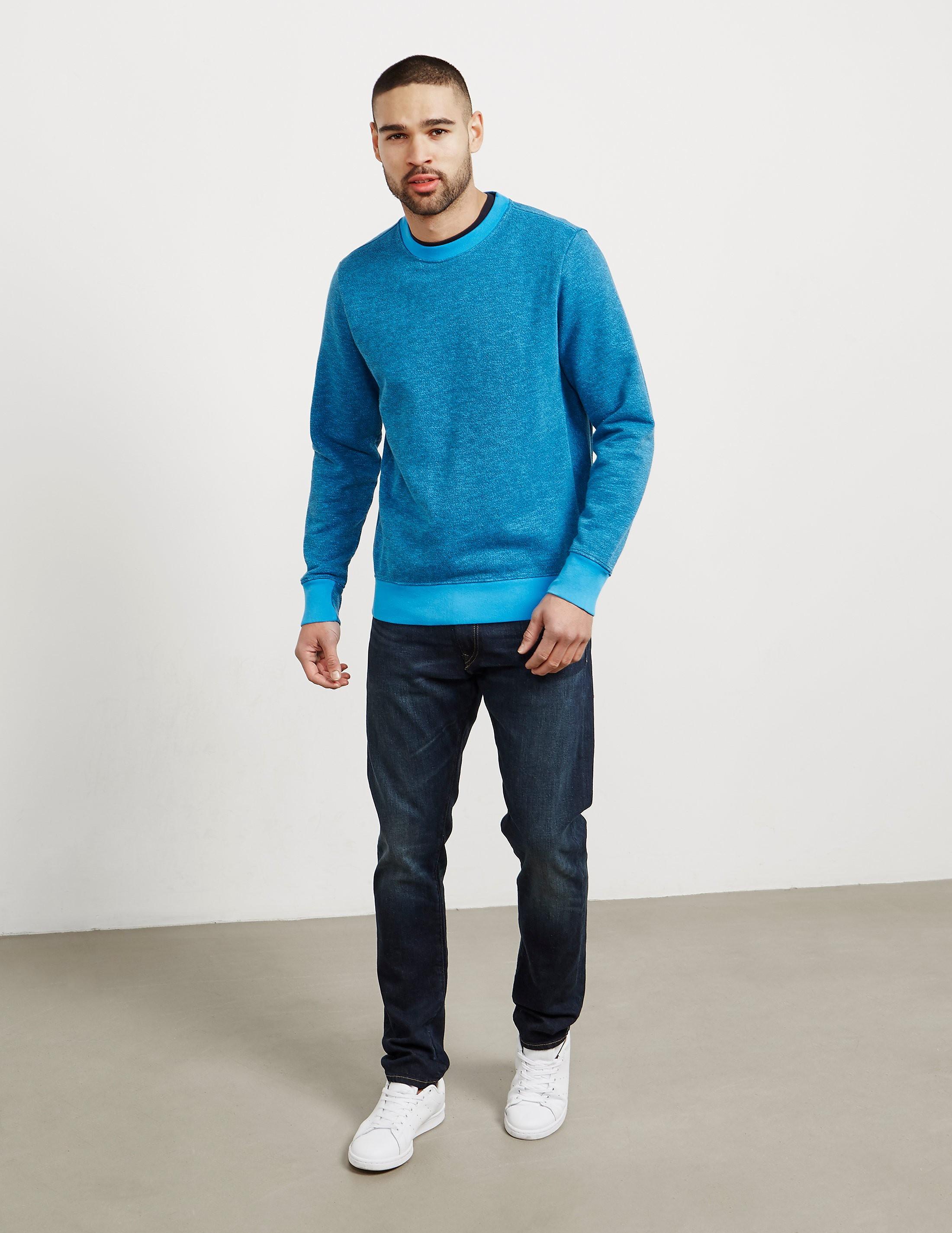 PS Paul Smith Garment Dyed Crew Sweatshirt