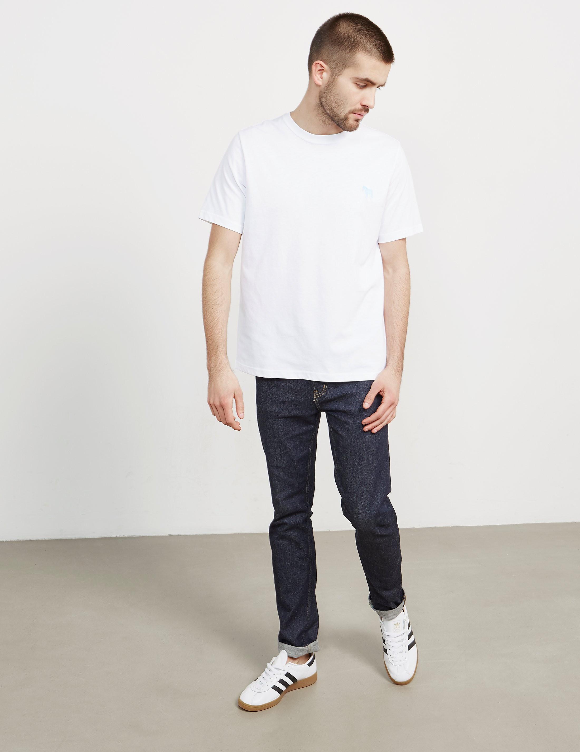 PS Paul Smith Pop Zebra Short Sleeve T-Shirt