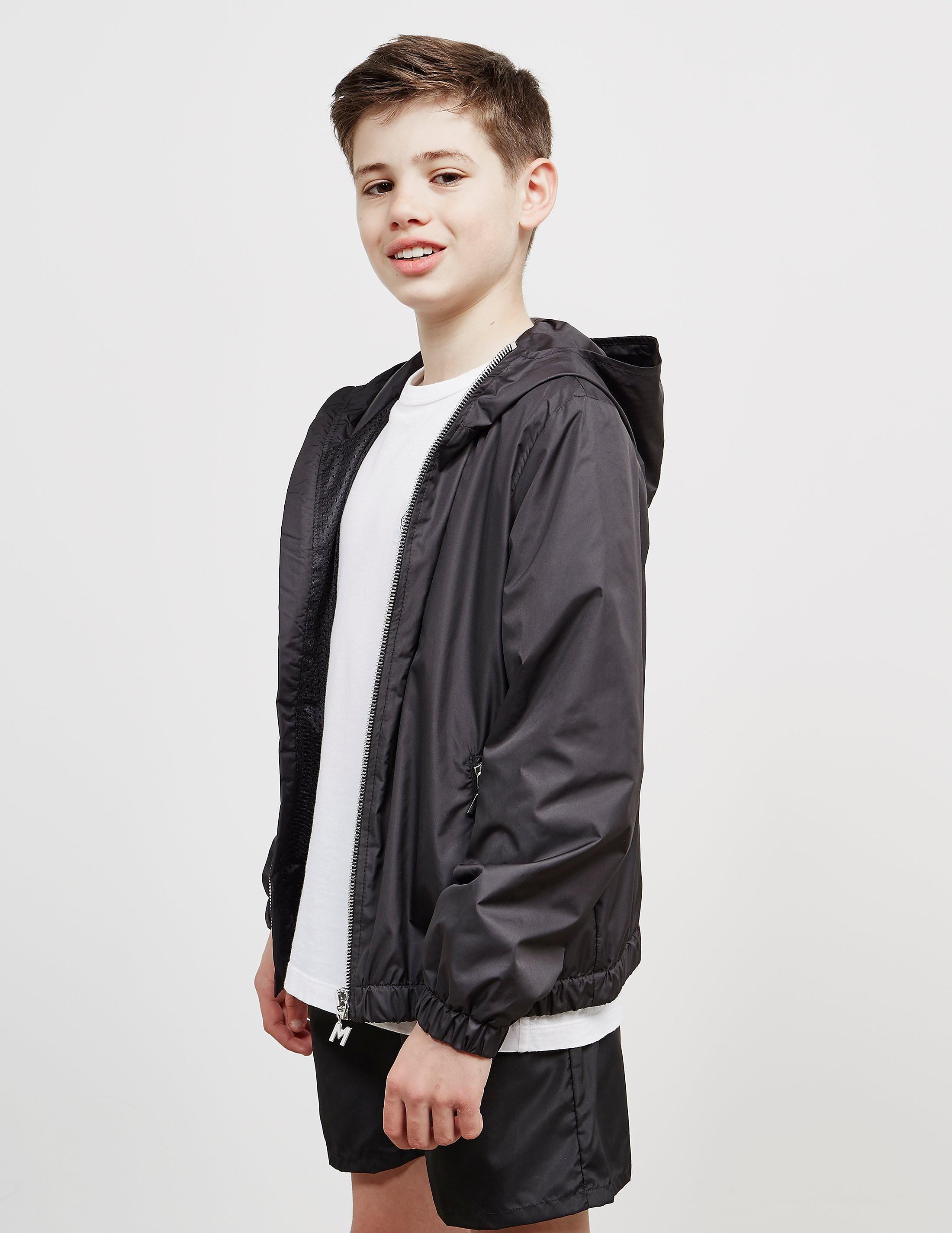 MSGM Logo Hood Jacket - Online Exclusive