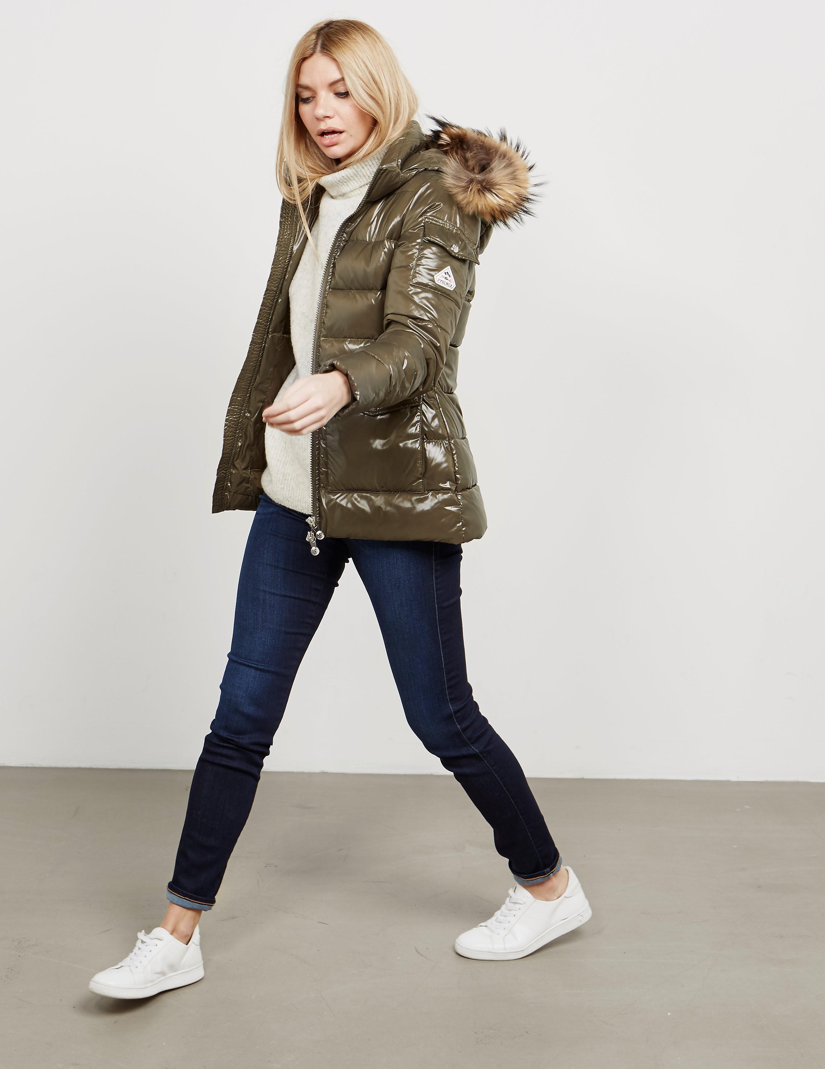 Pyrenex Authentic Shine Padded Jacket