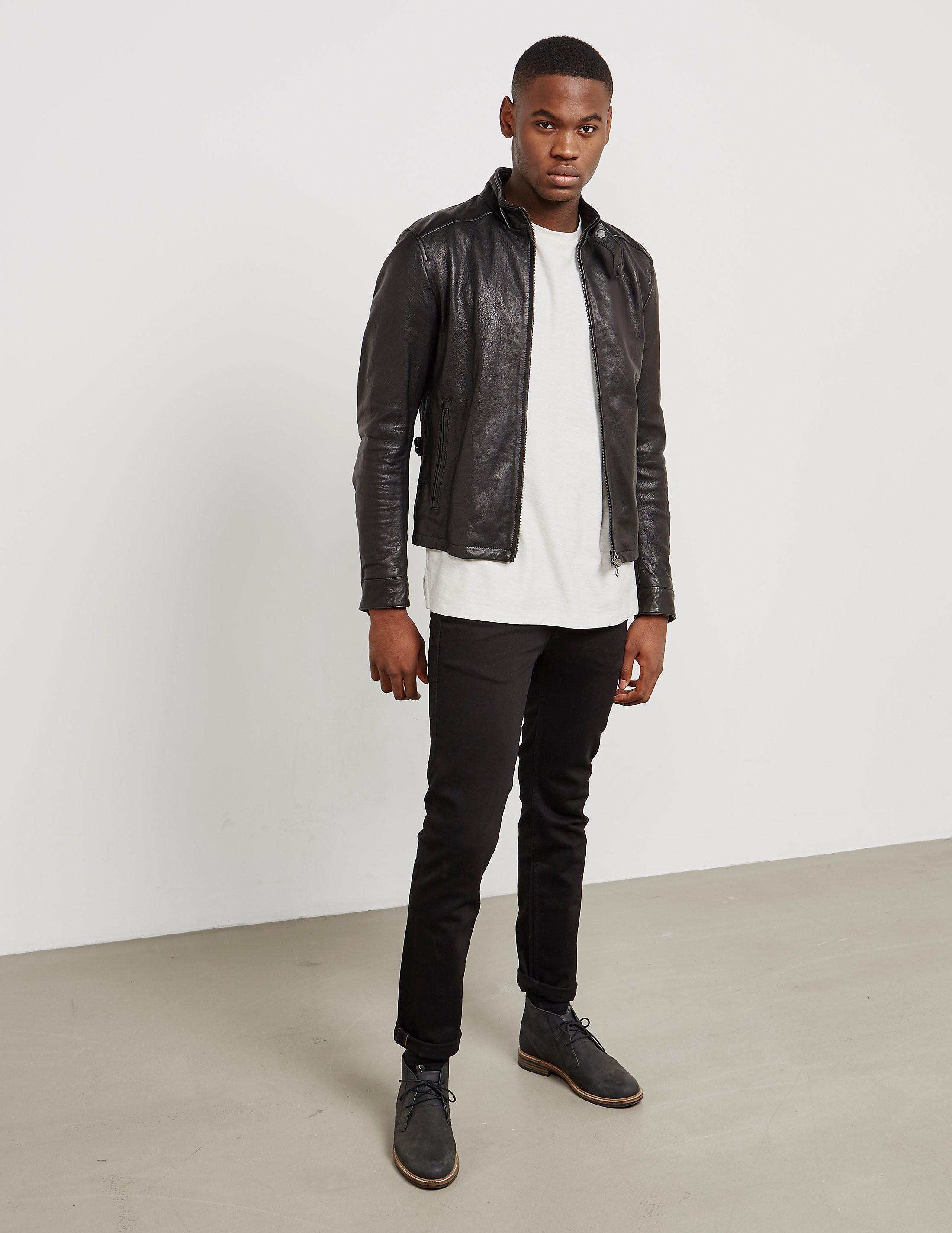 Matchless Mat Johnny Padded Leather Jacket
