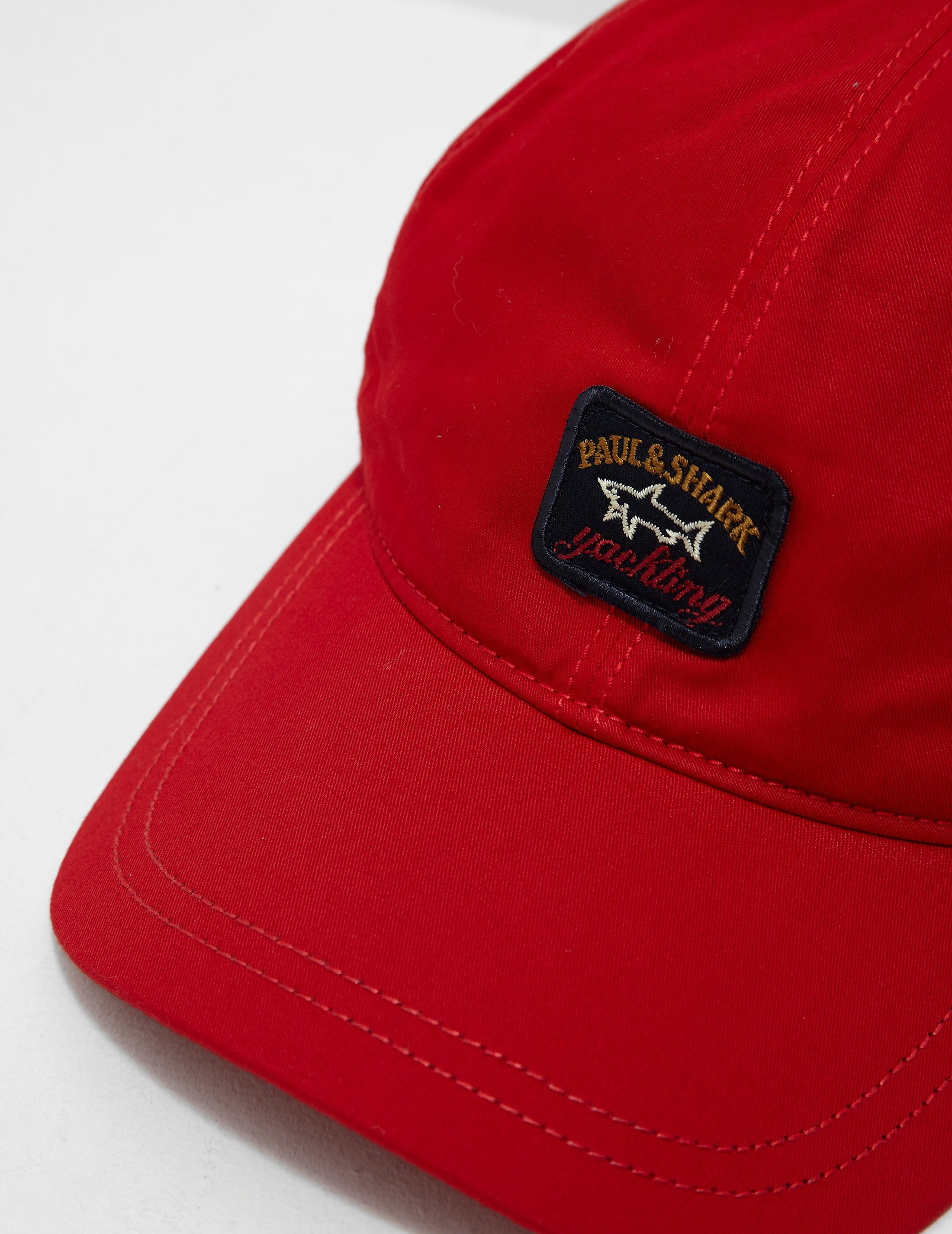 Paul and Shark Embroidered Logo Cap - Exclusive